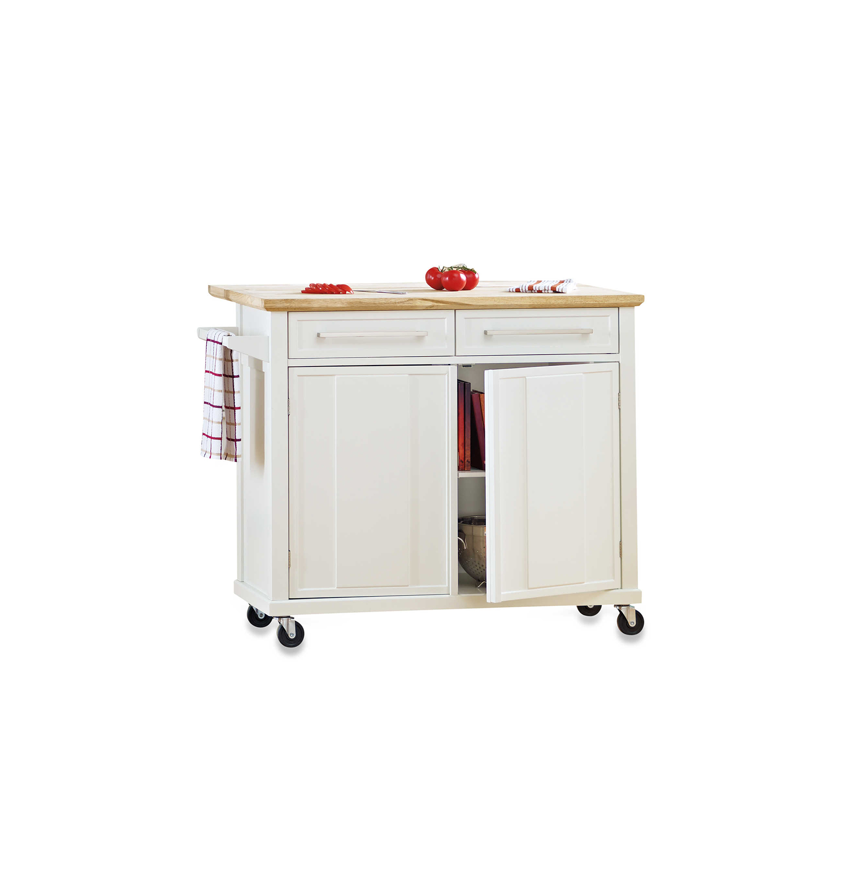 Image of: 6 Portable Kitchen Islands Real Simple