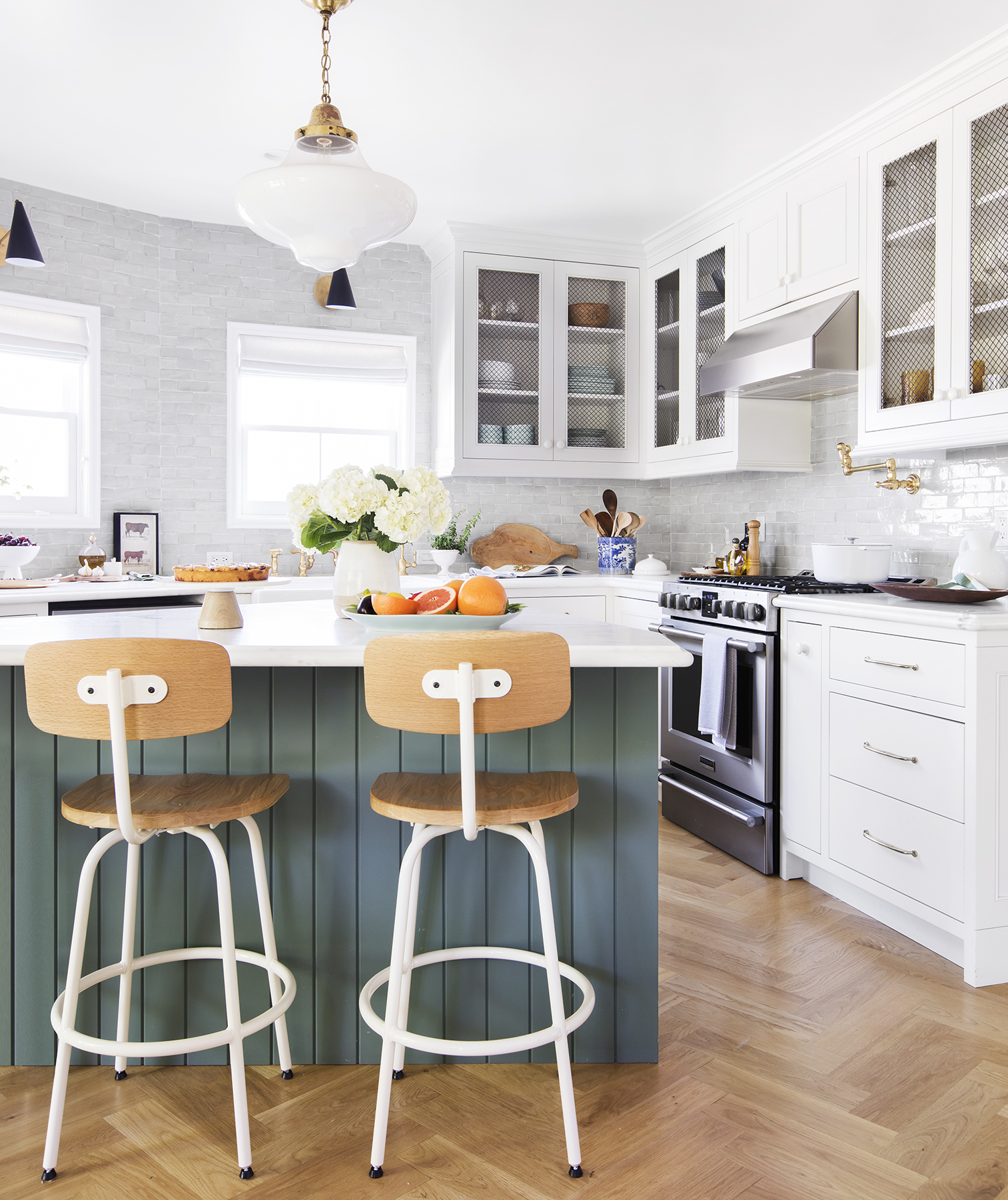 Picture of: How To Maximize Your Kitchen Storage Space Real Simple