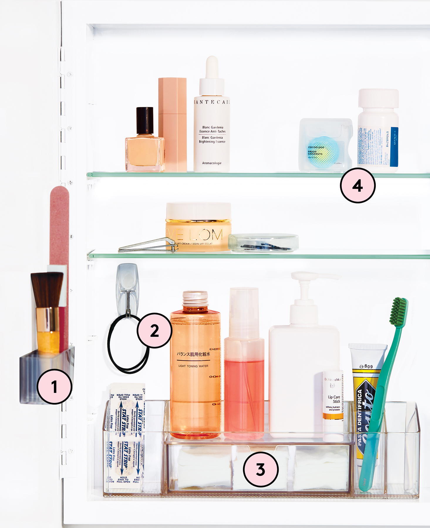 How To Organize Your Medicine Cabinet Real Simple