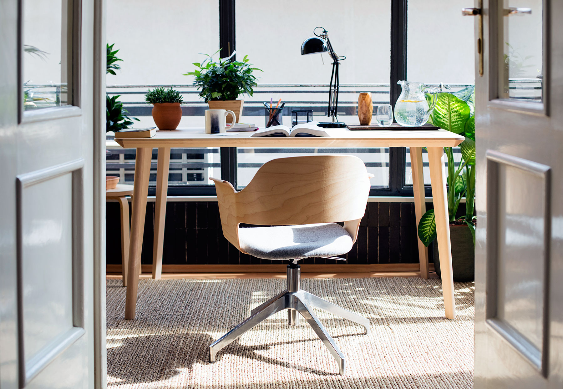 18 Home Office Ideas That Will Make You Want to Work All Day