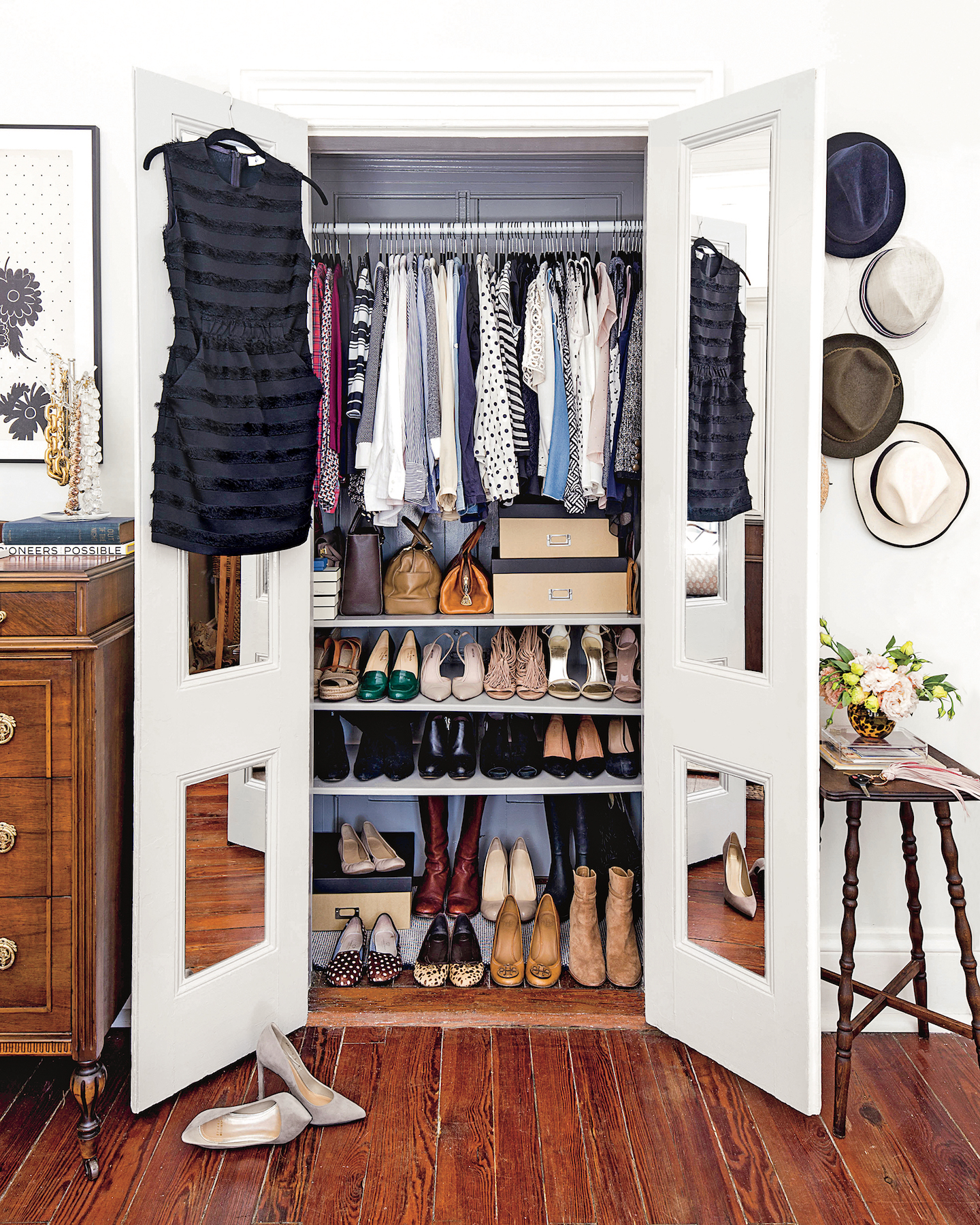 Picture of: 5 Genius Organization Tips To Steal From The Tidiest Closets Real Simple