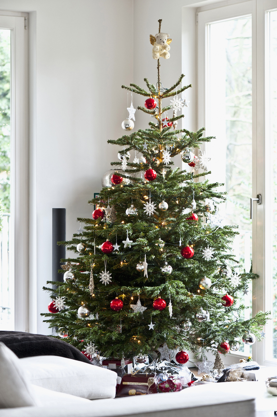 How To Buy Your First Christmas Tree Real Simple
