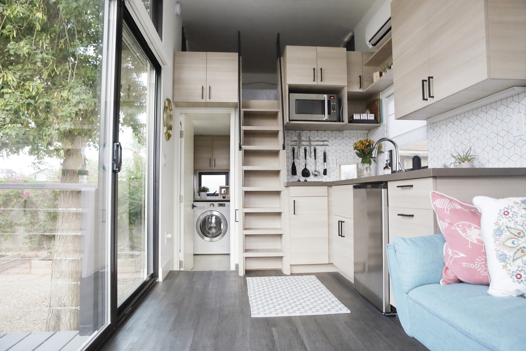 Space Saving Decor Ideas From Inspiring Tiny Homes Real Simple
