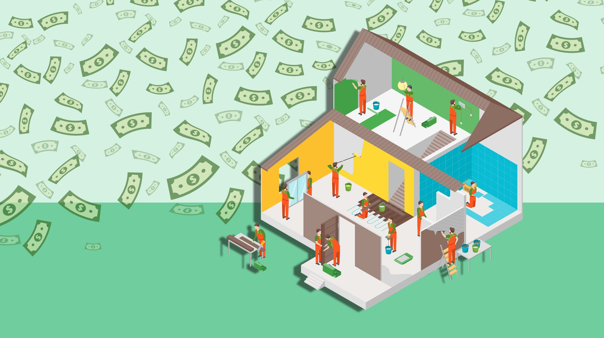 Home Remodeling Costs What 5 000 Can Get You Real Simple