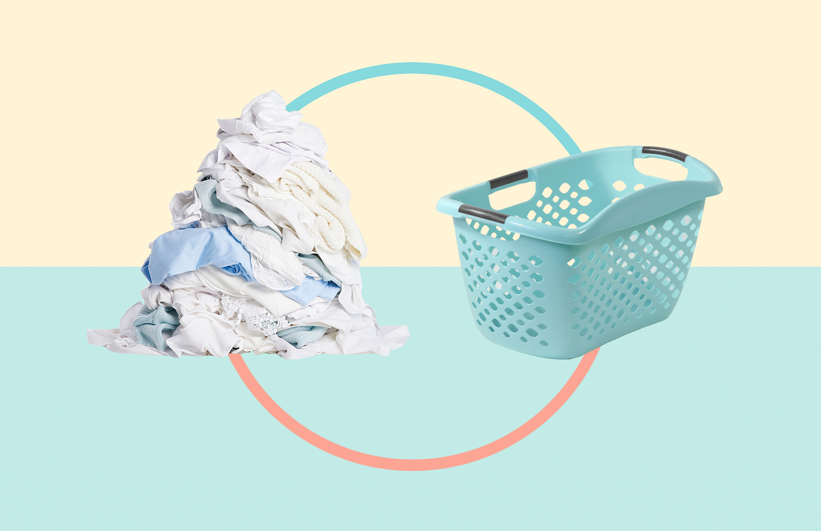 The Best Laundry Baskets To Make Doing The Wash Easier Real Simple