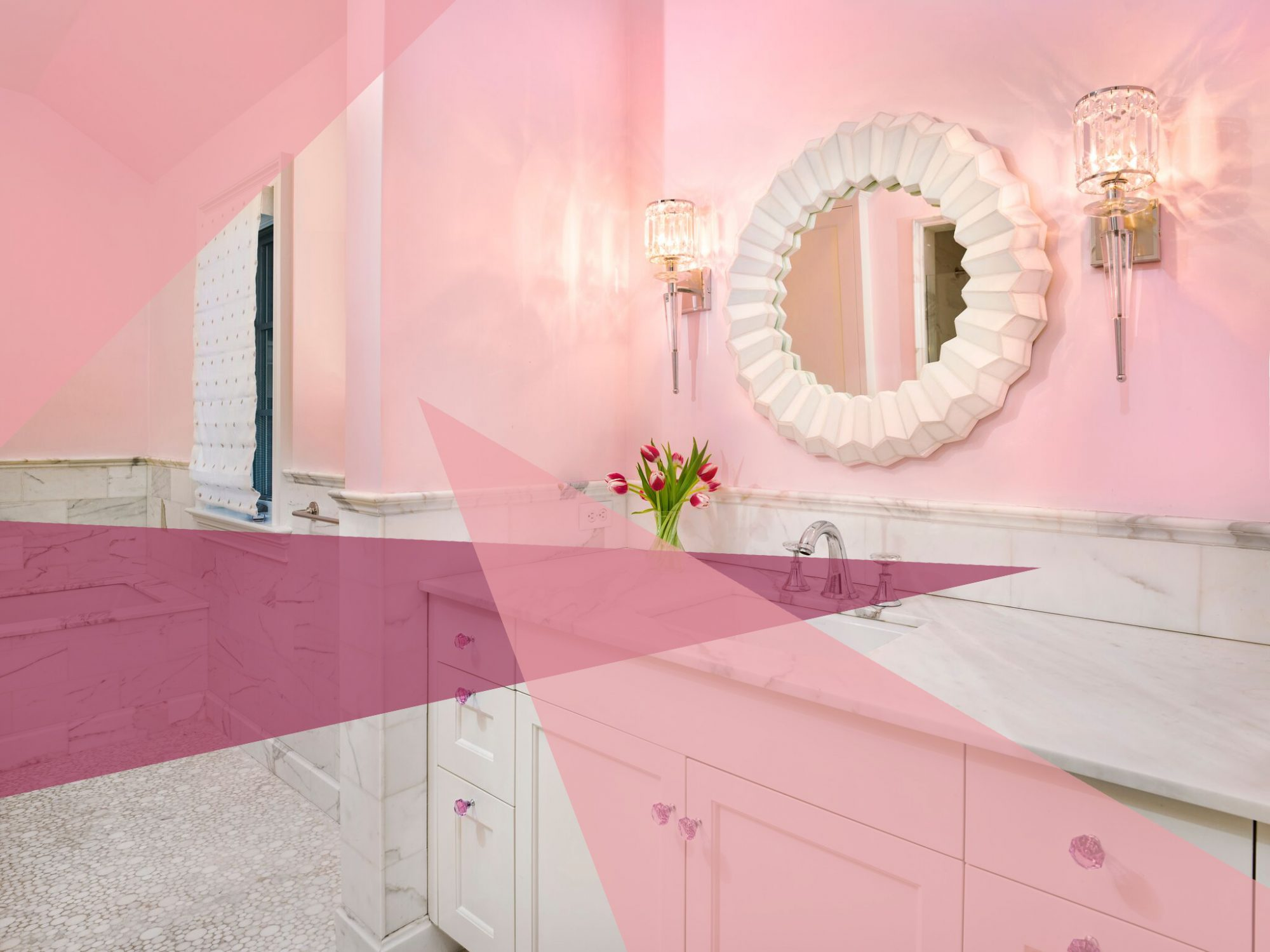 14 Best Bathroom Paint Colors According To Designers Real Simple,Types Of Window Coverings For Sliding Glass Doors