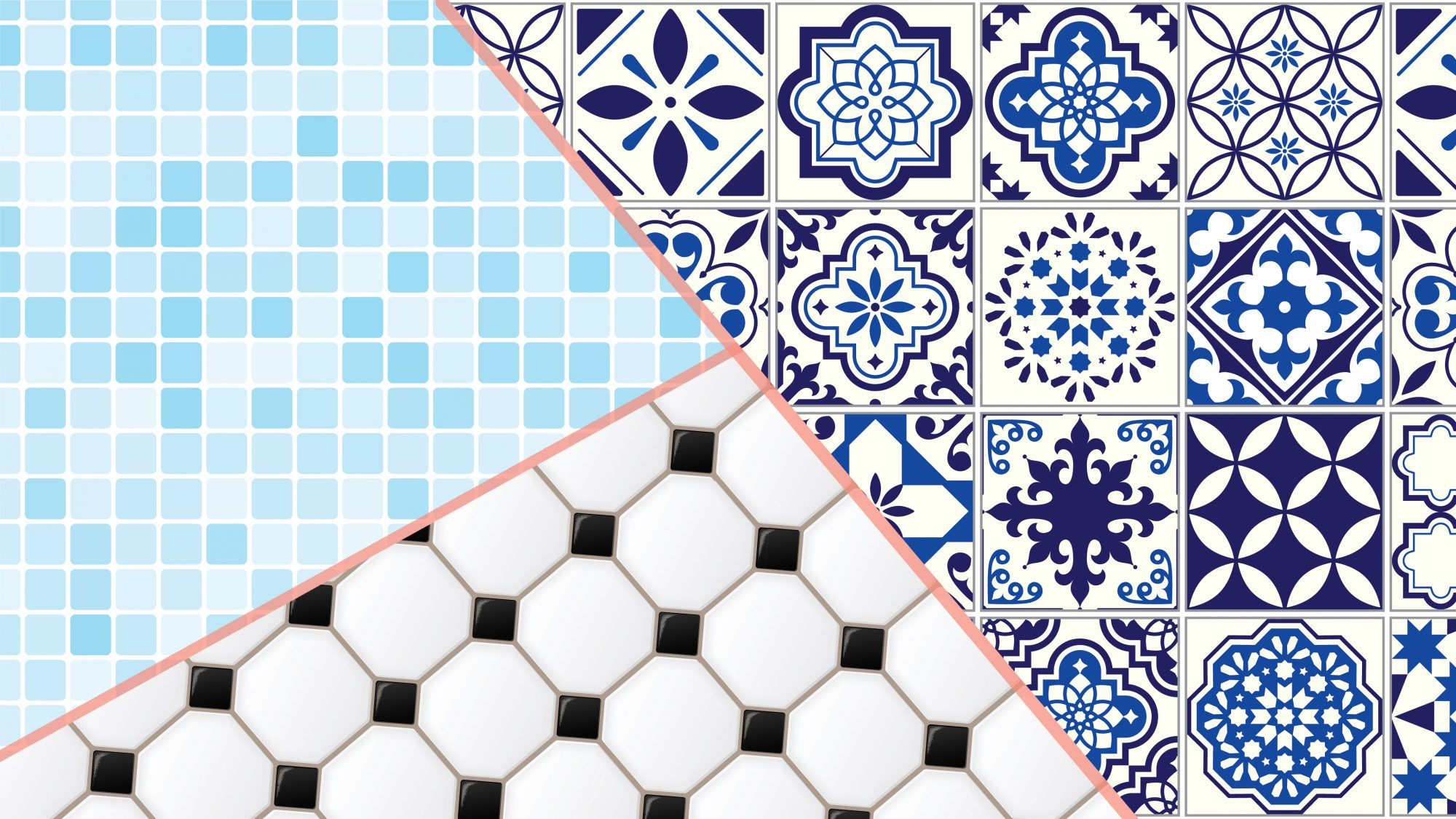 The 12 Diffe Types Of Tiles