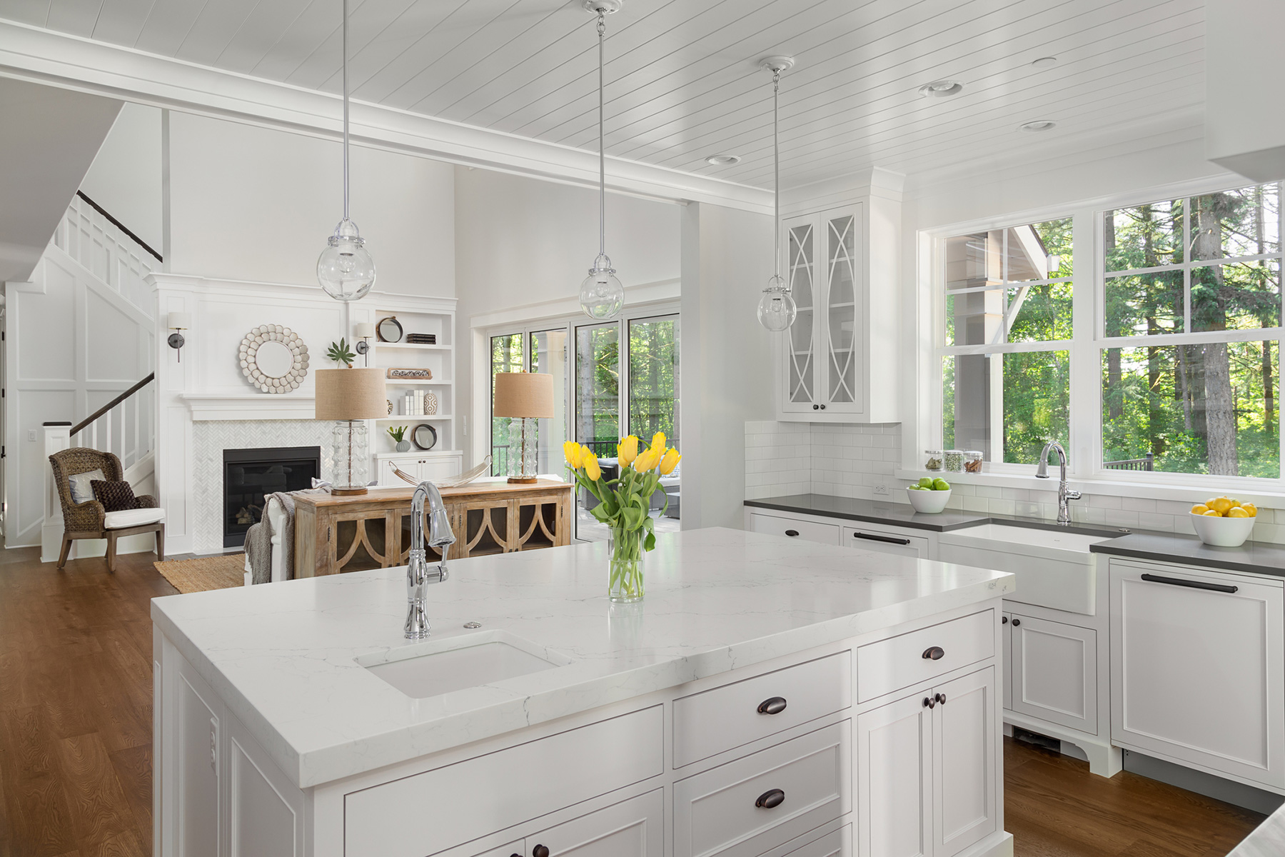 Why I M Totally Over Open Concept House Plans Sorry Not Sorry Chip And Joanna Gaines Real Simple,Patch Work Back Side Simple Blouse Back Neck Designs Images