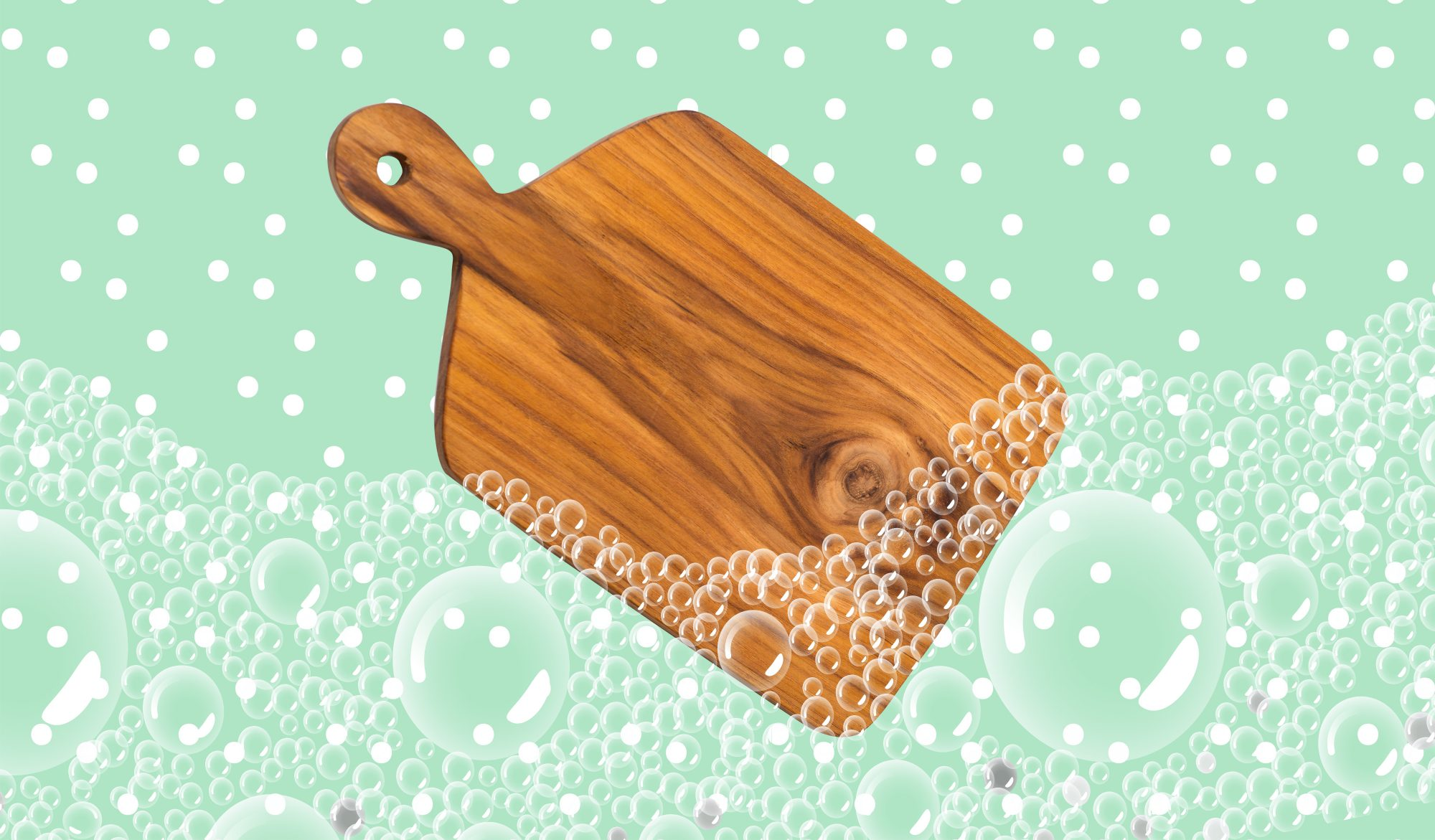 How To Clean Wood Cutting Boards And Keep Them Germ Free Real Simple