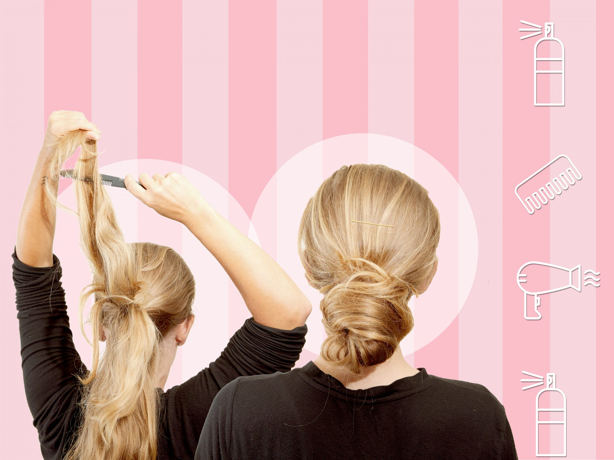 Easy Bridesmaid Hairstyles You Can Do Yourself Real Simple