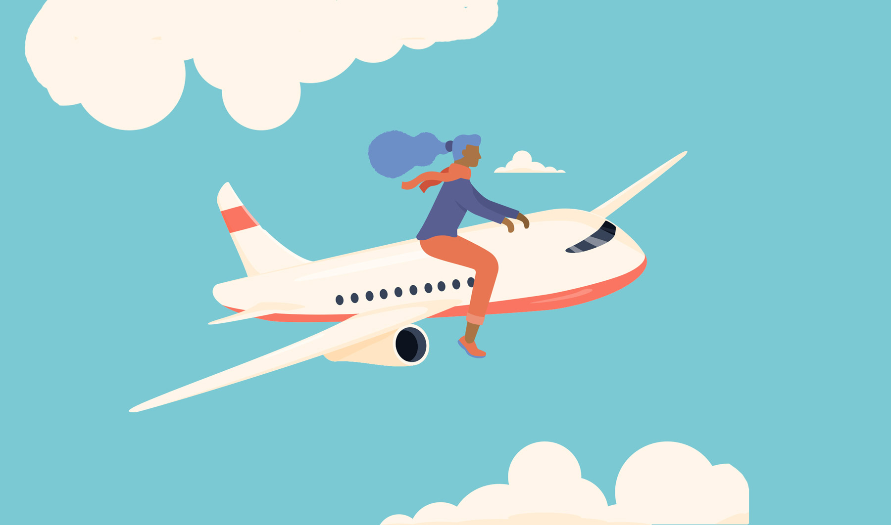 What Happens to Your Body During Air Travel | Real Simple