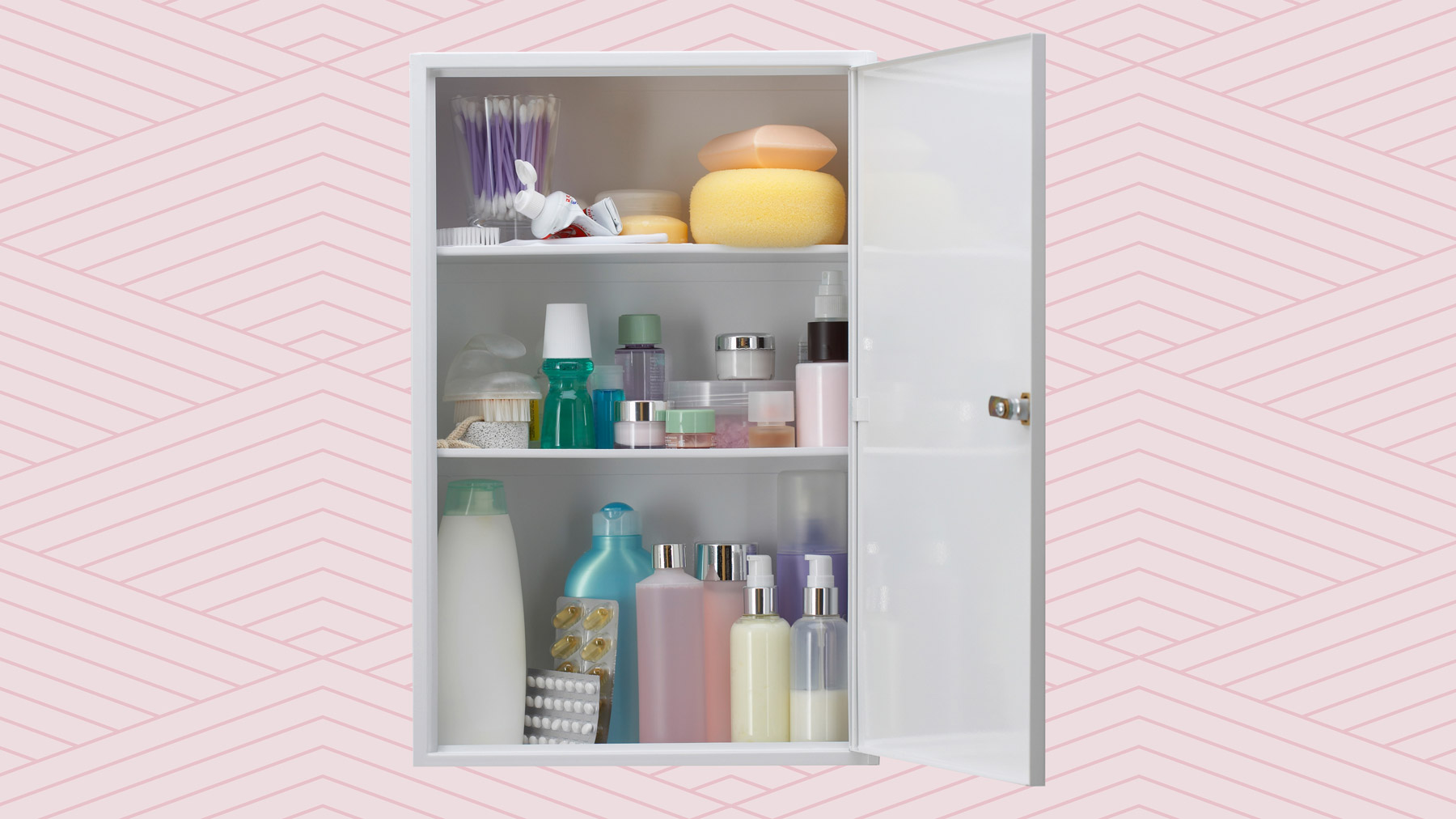 What You Should And Shouldn Rsquo T Store In Your Medicine Cabinet Real Simple