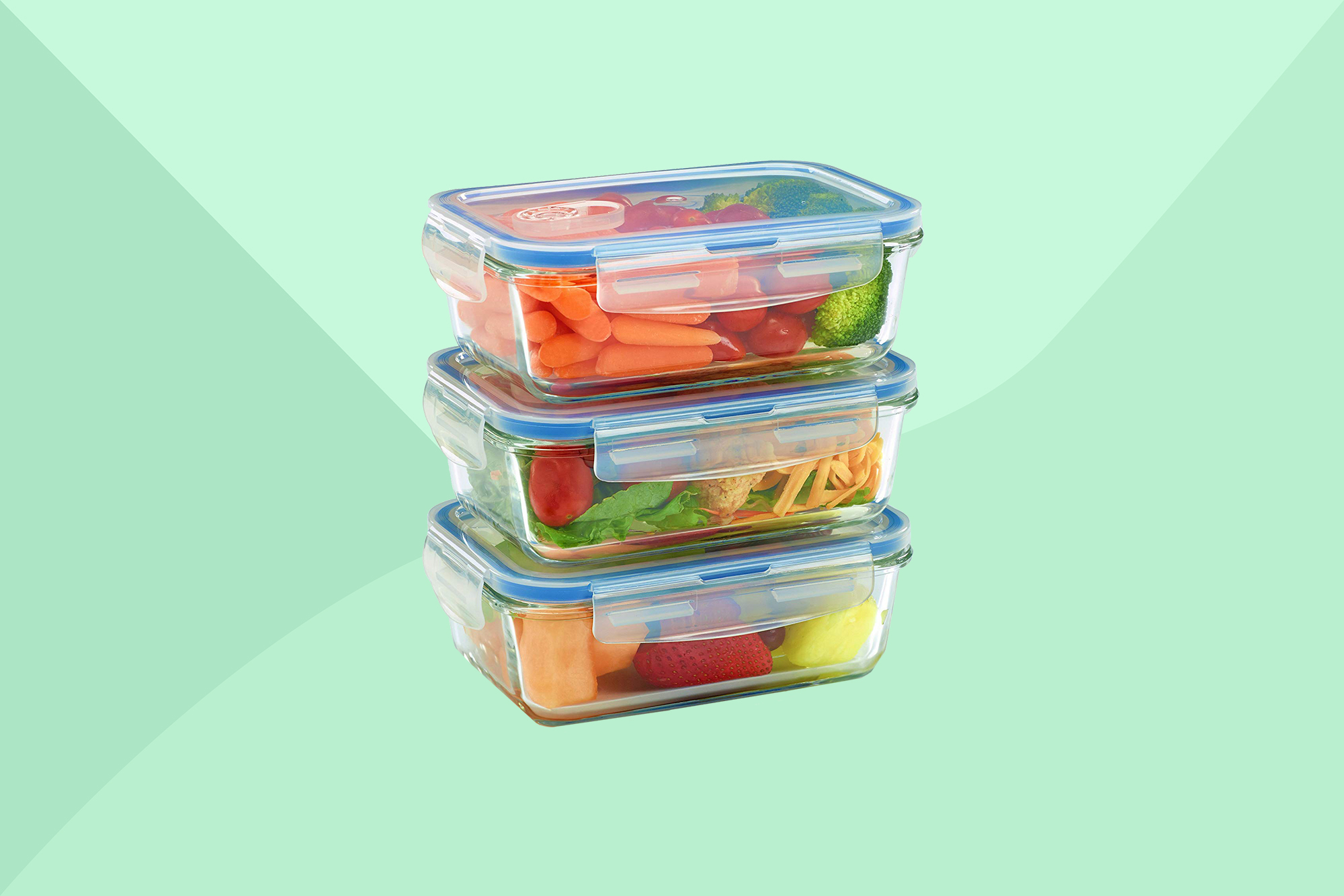 9 Best Glass Food Storage Containers 2019 According To Customer Reviews Real Simple