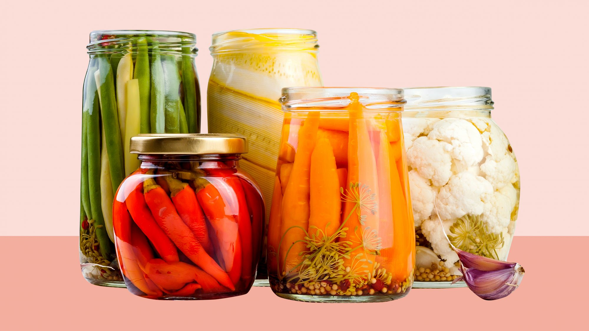 Fermented Foods for a Healthier Gut