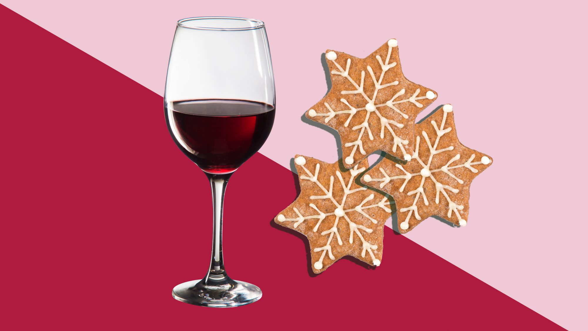 7 Merry Ways To Pair Christmas Cookies With Wine Real Simple