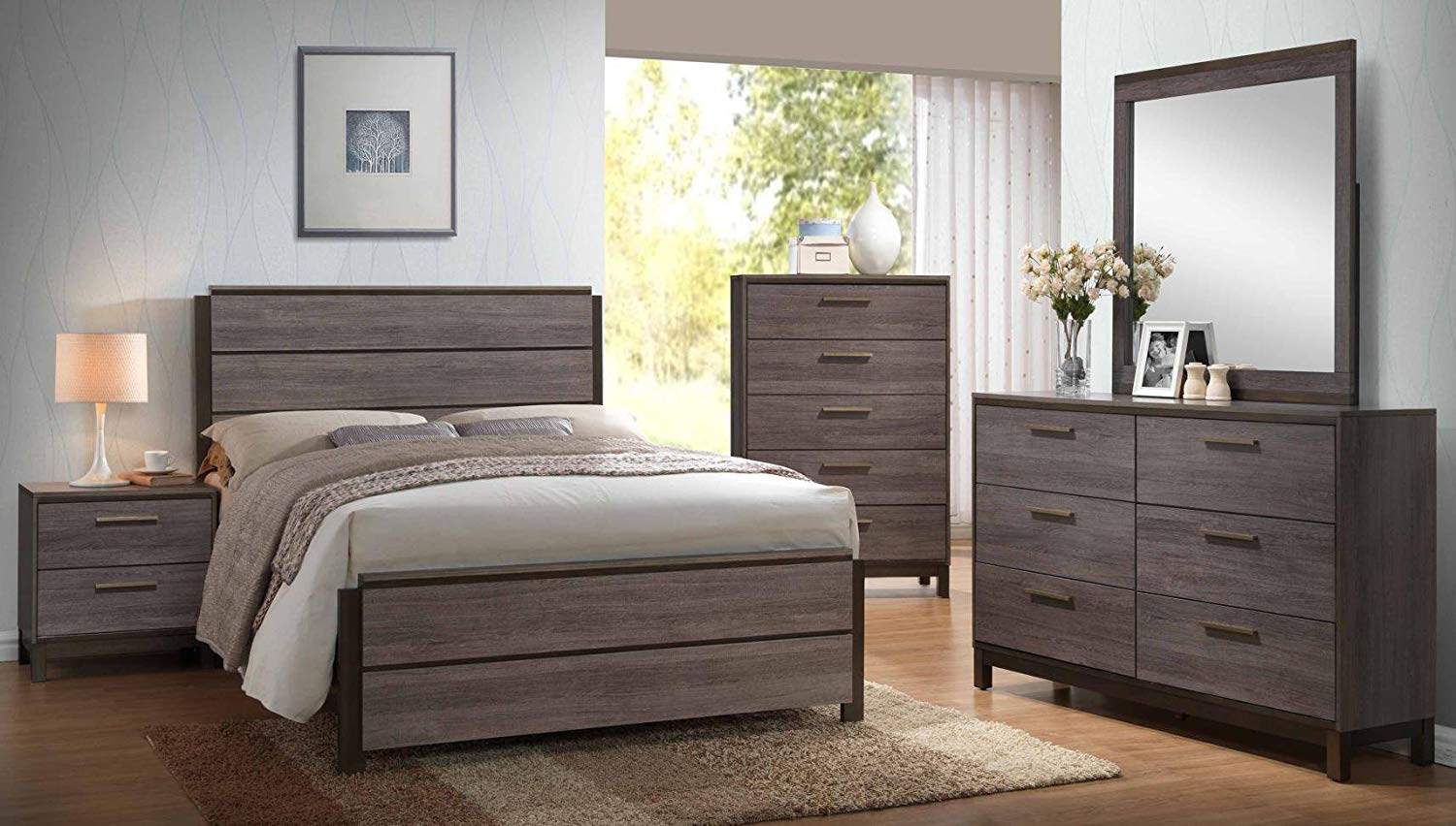 8 Best-Selling Bedroom Furniture Sets on Amazon  Real Simple