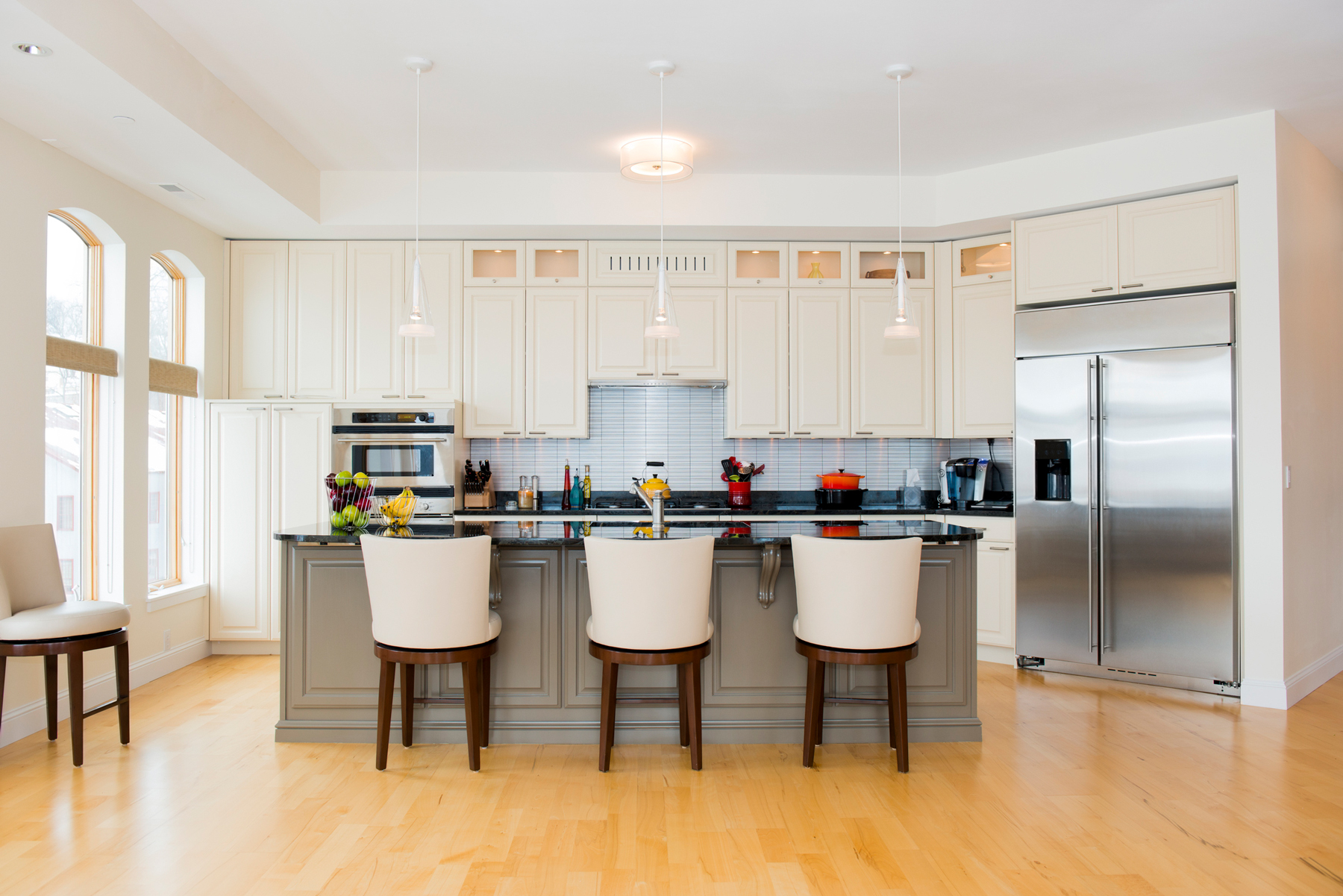 Should You Refinish Your Kitchen Cabinets Or Replace Them Real Simple