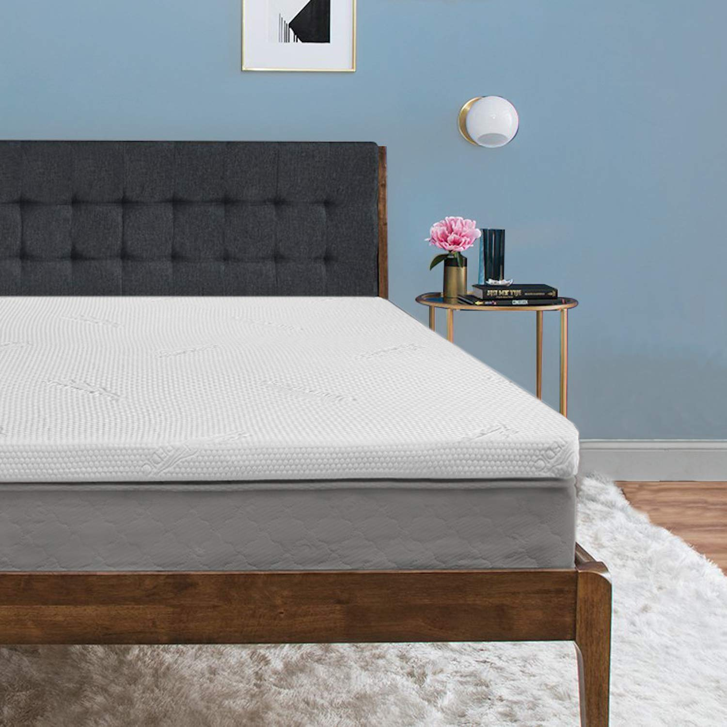 The 11 Best Mattress Toppers According To Customers Real Simple