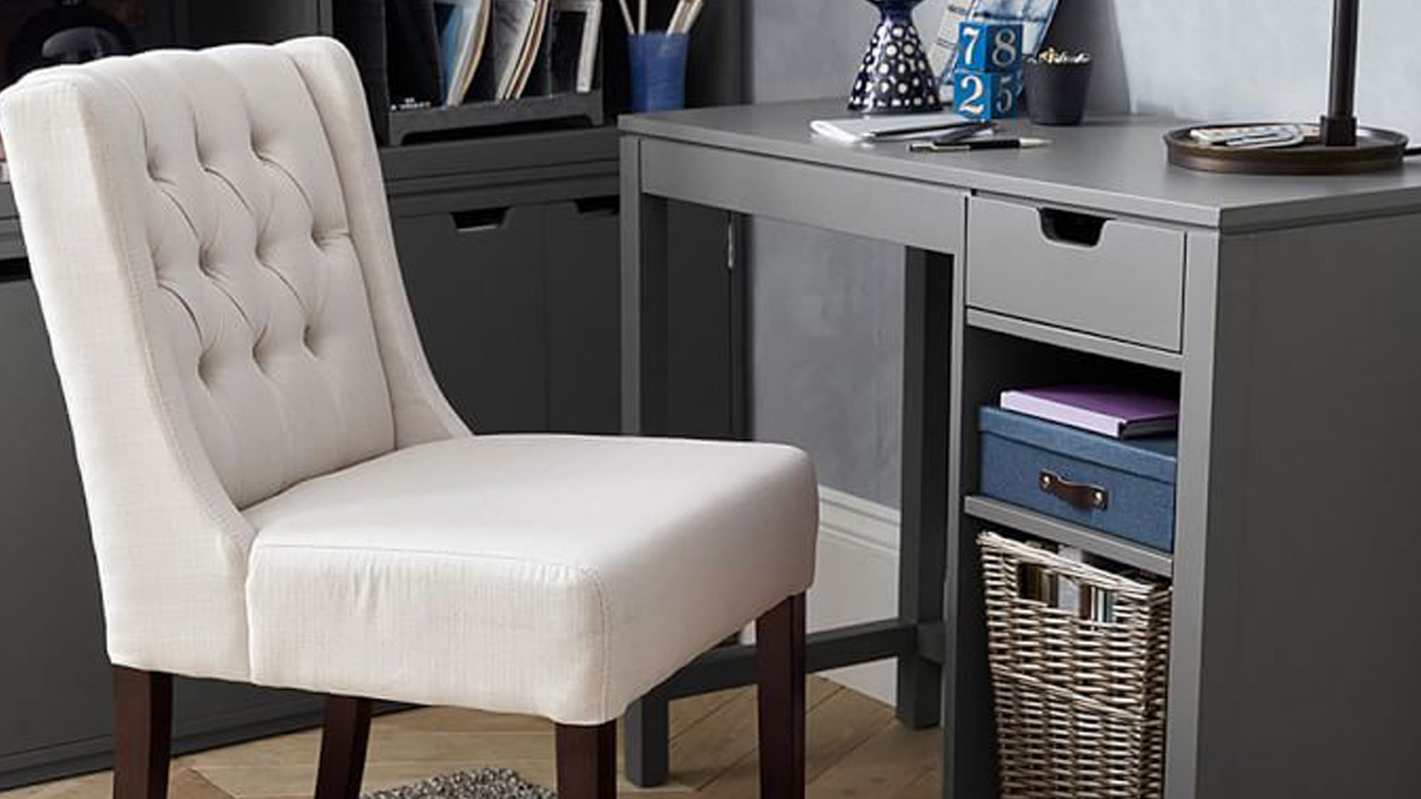 Picture of: 15 Best Desks For Small Spaces Real Simple