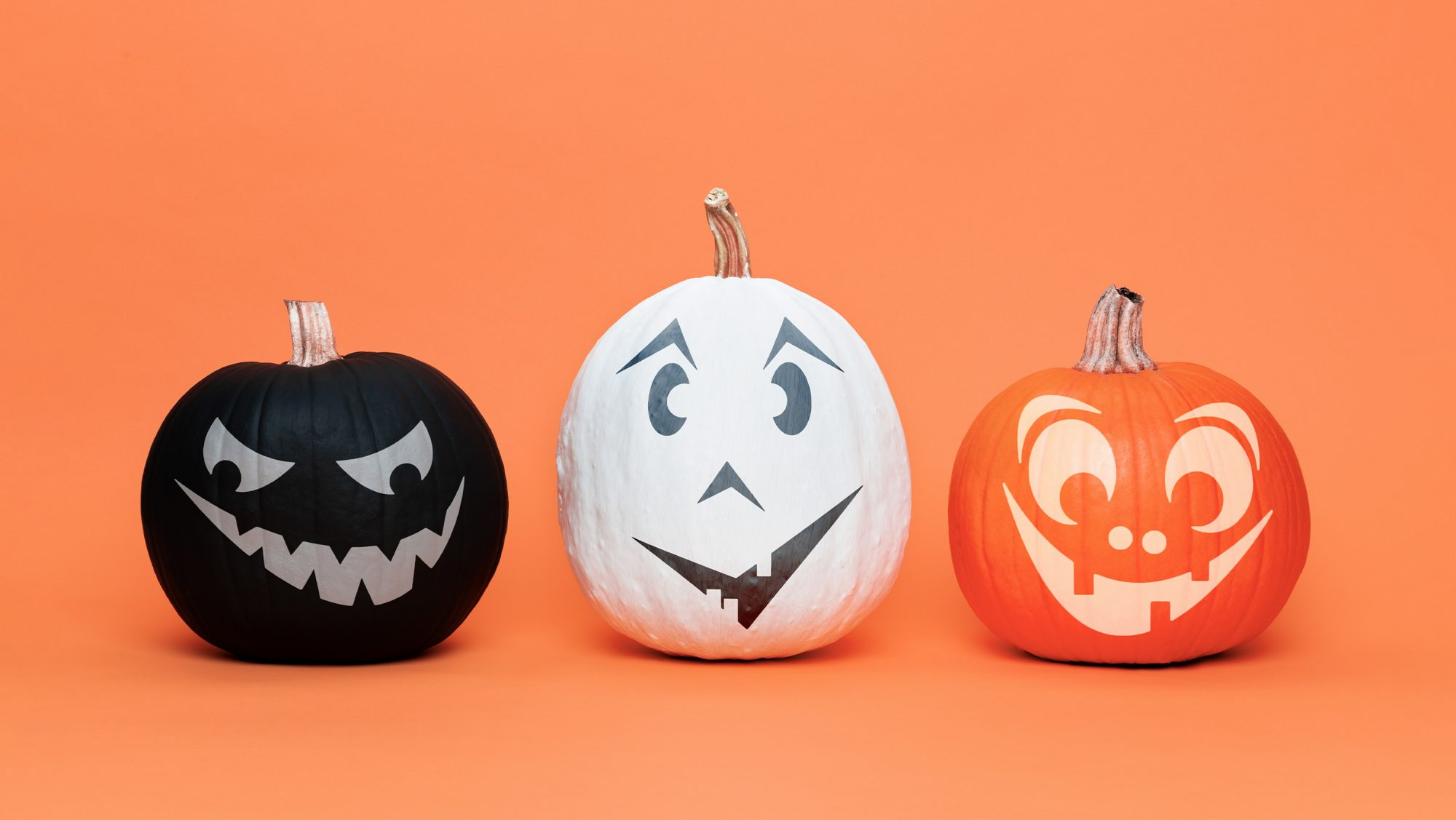 20 No Carve Pumpkin Ideas For Your Most Creative Decorated Pumpkins Yet Real Simple