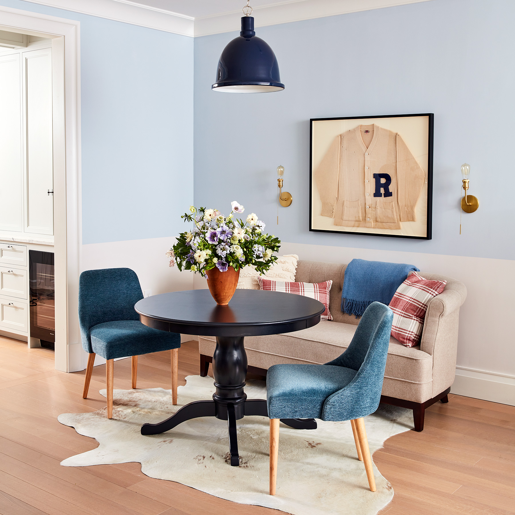 3 Creative Home Decor Ideas Using Just One Gallon Of Paint Real Simple