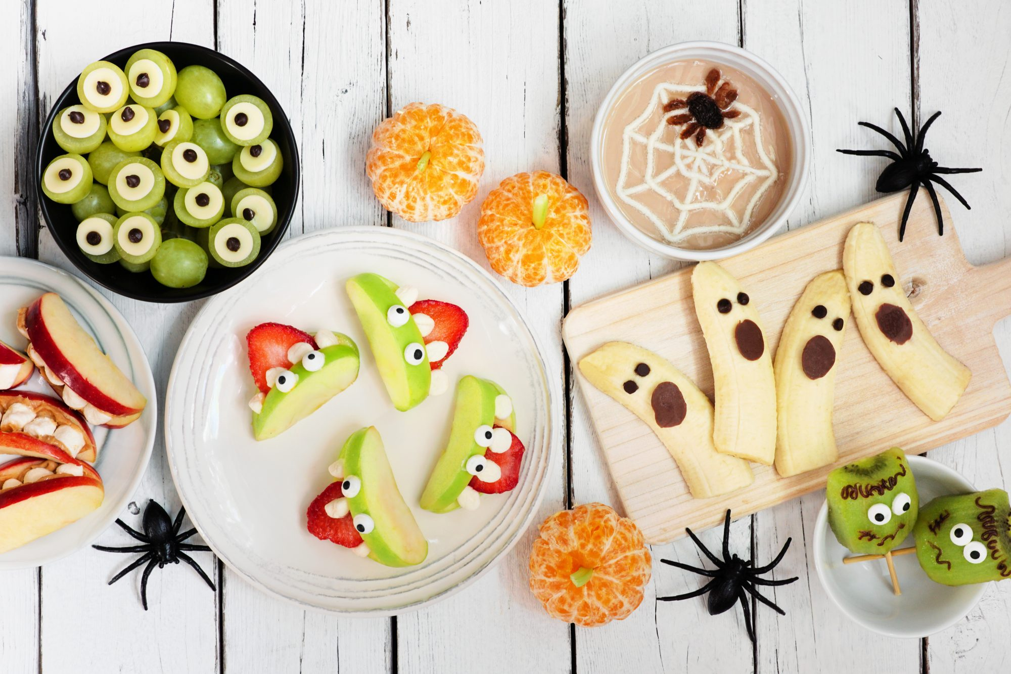Easy Halloween Snacks.21 Halloween Food Ideas And Party Foods Perfect For Any October Gathering Real Simple