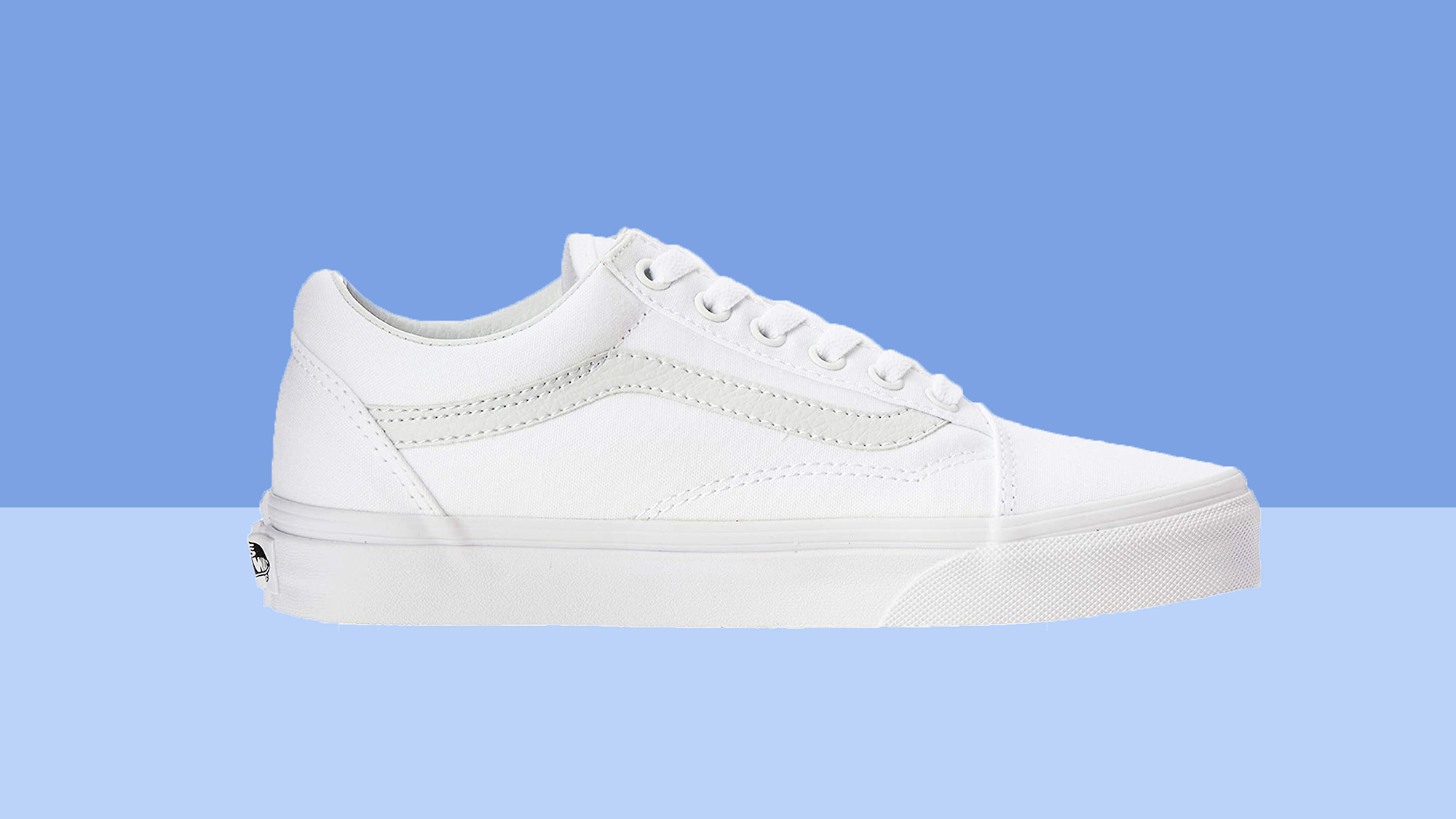 Vans Old Skool Shoes Are the Best Basic White Sneakers | Real Simple