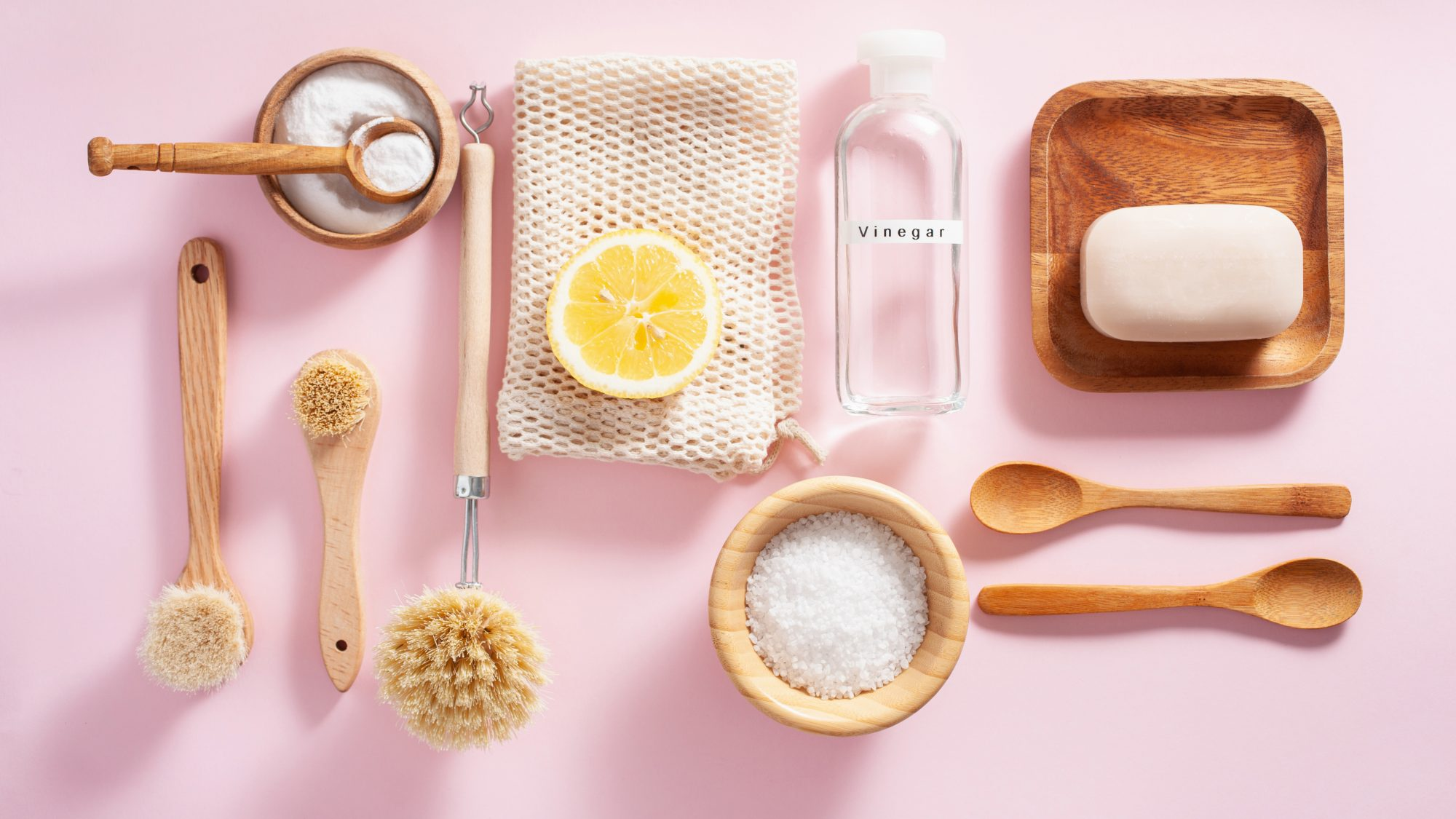 10 Homemade Cleaning Solutions and Natural Cleaners for Every Surface Type