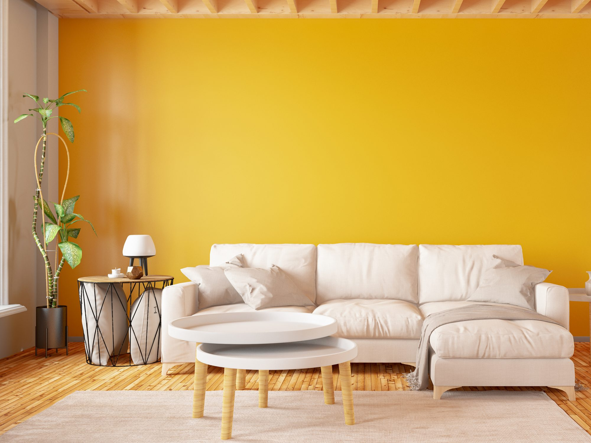 What Your Favorite Paint Color Says, Yellow Paint Colors For Living Room