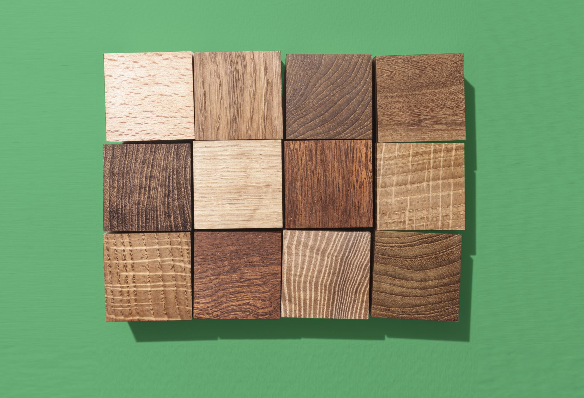 Diffe Types Of Wood Colors Grains