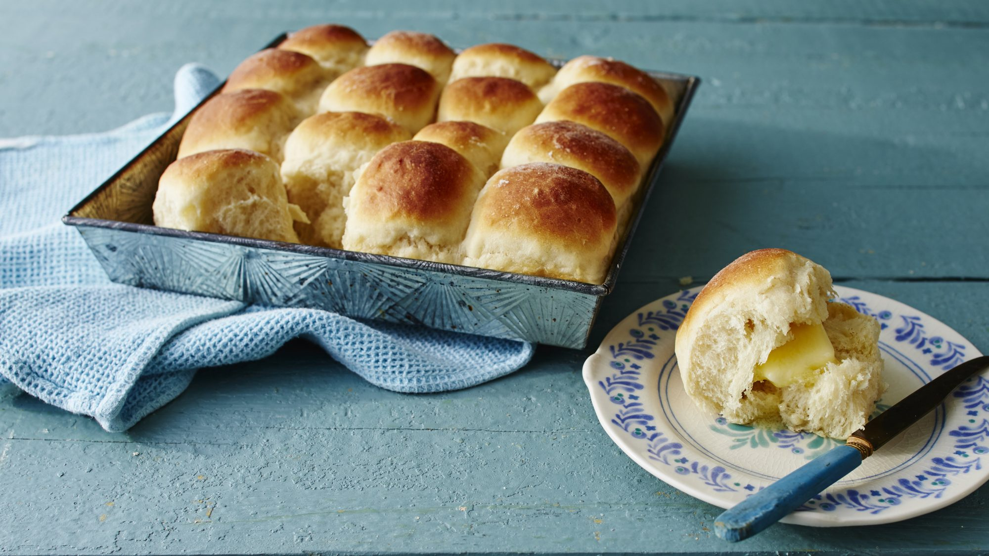 Make Ahead Yeast Rolls Recipe Southern Living