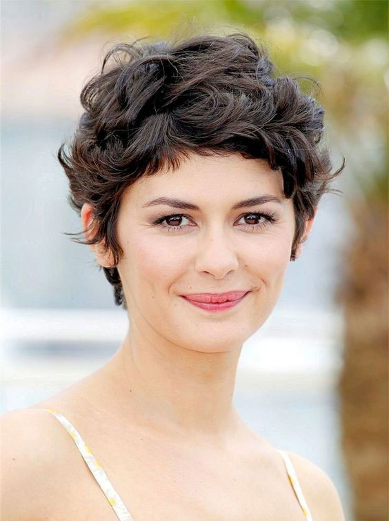 Curly Pixie Cuts We Re Loving Right Now