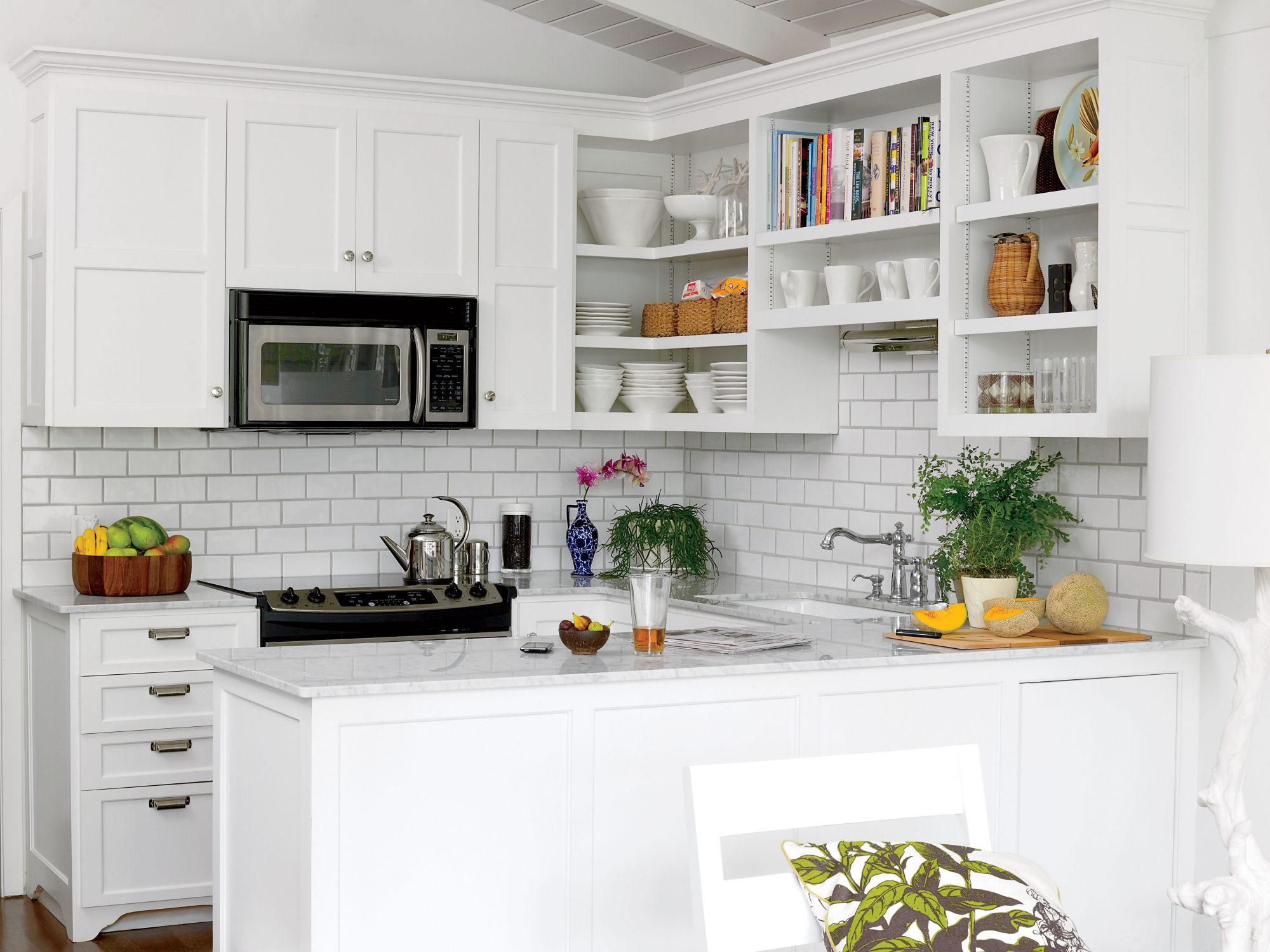 Before-and-After Kitchen Makeovers