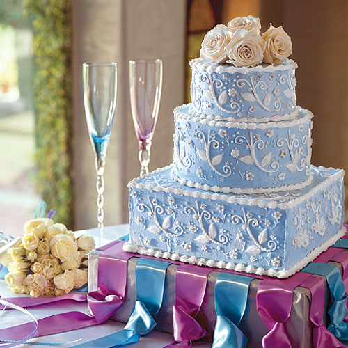 Make Your Own Wedding Cake
