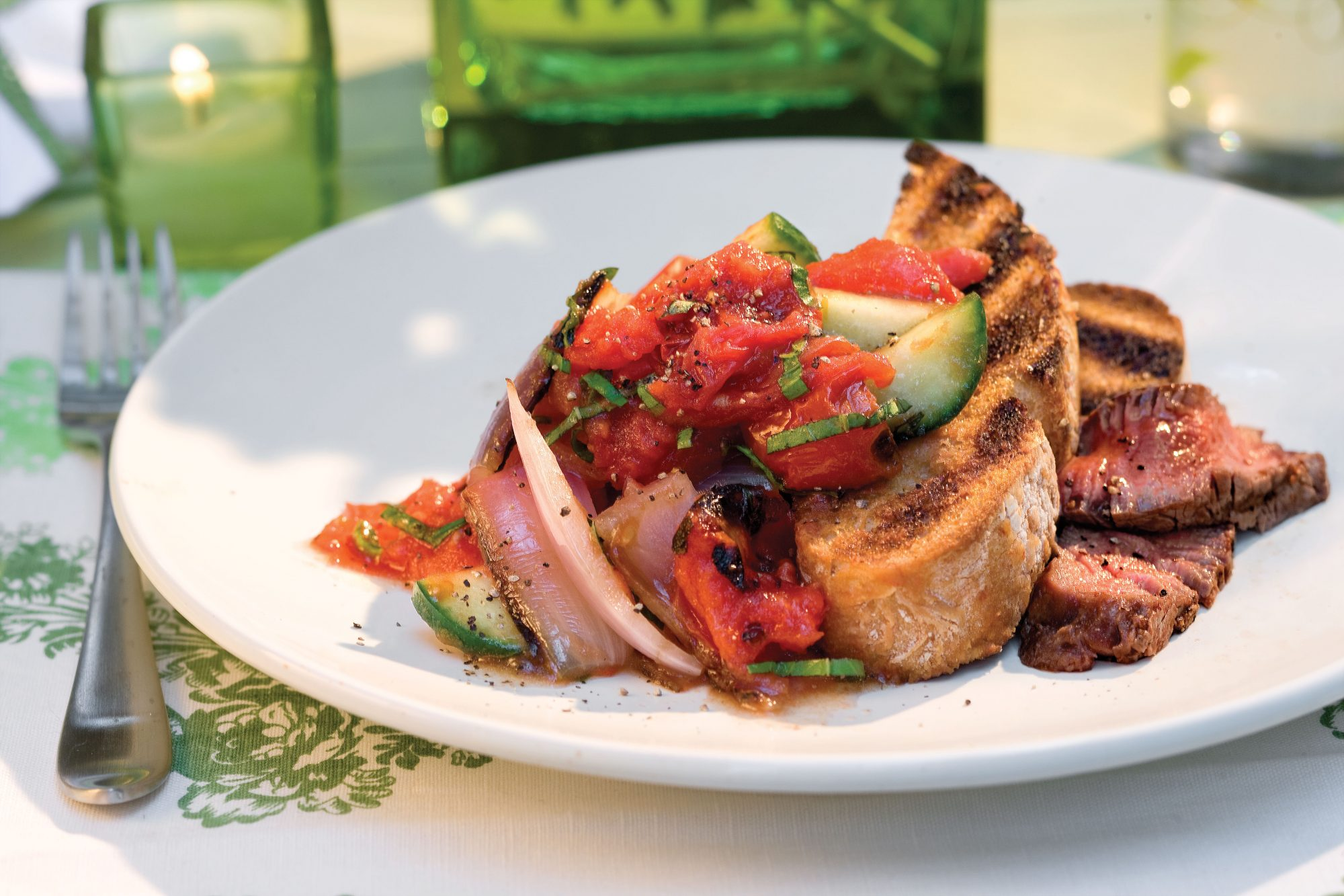 Vegetarian Grilling Recipes Southern Living
