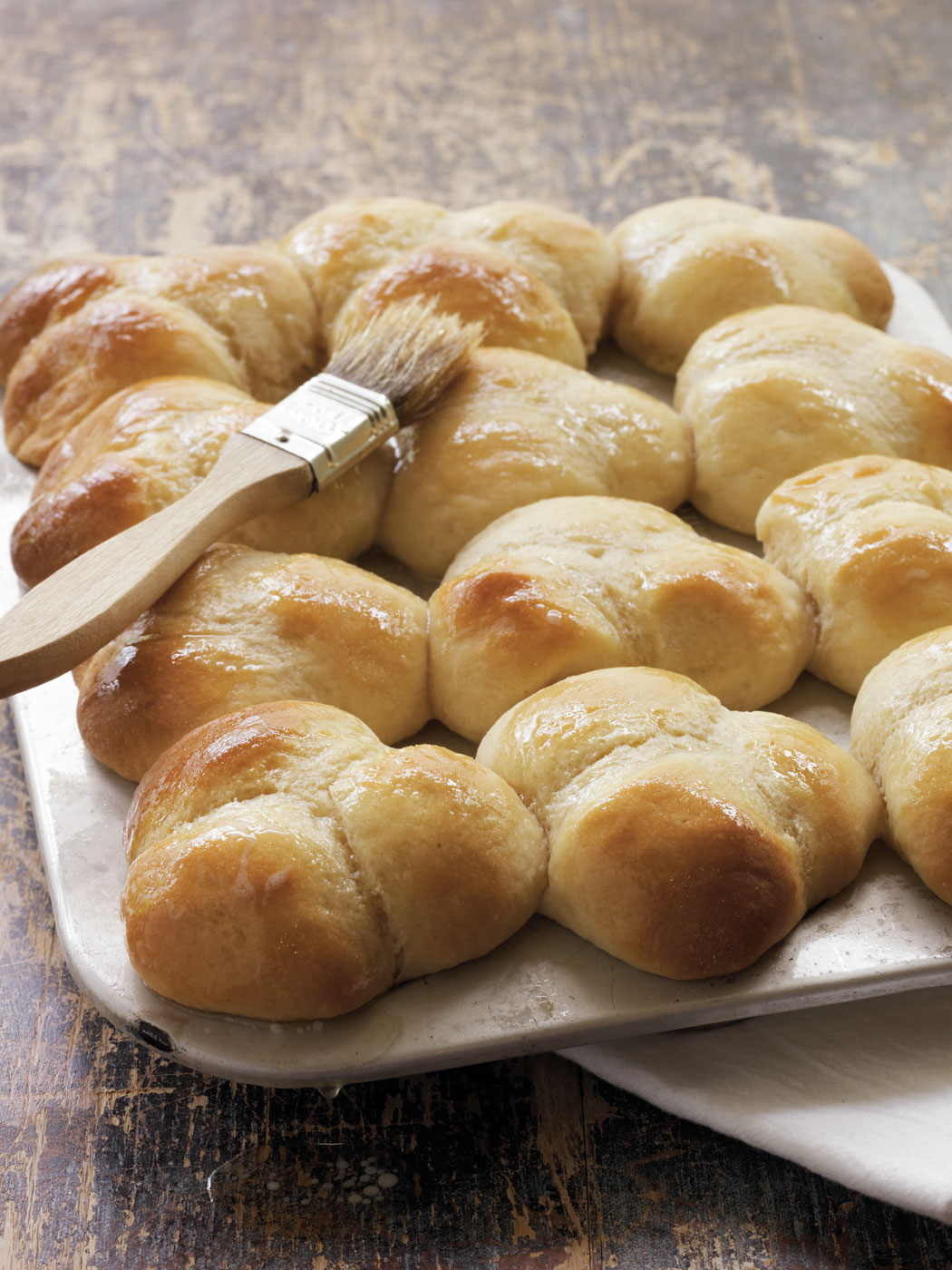 Overnight Yeast Rolls Recipe Southern Living