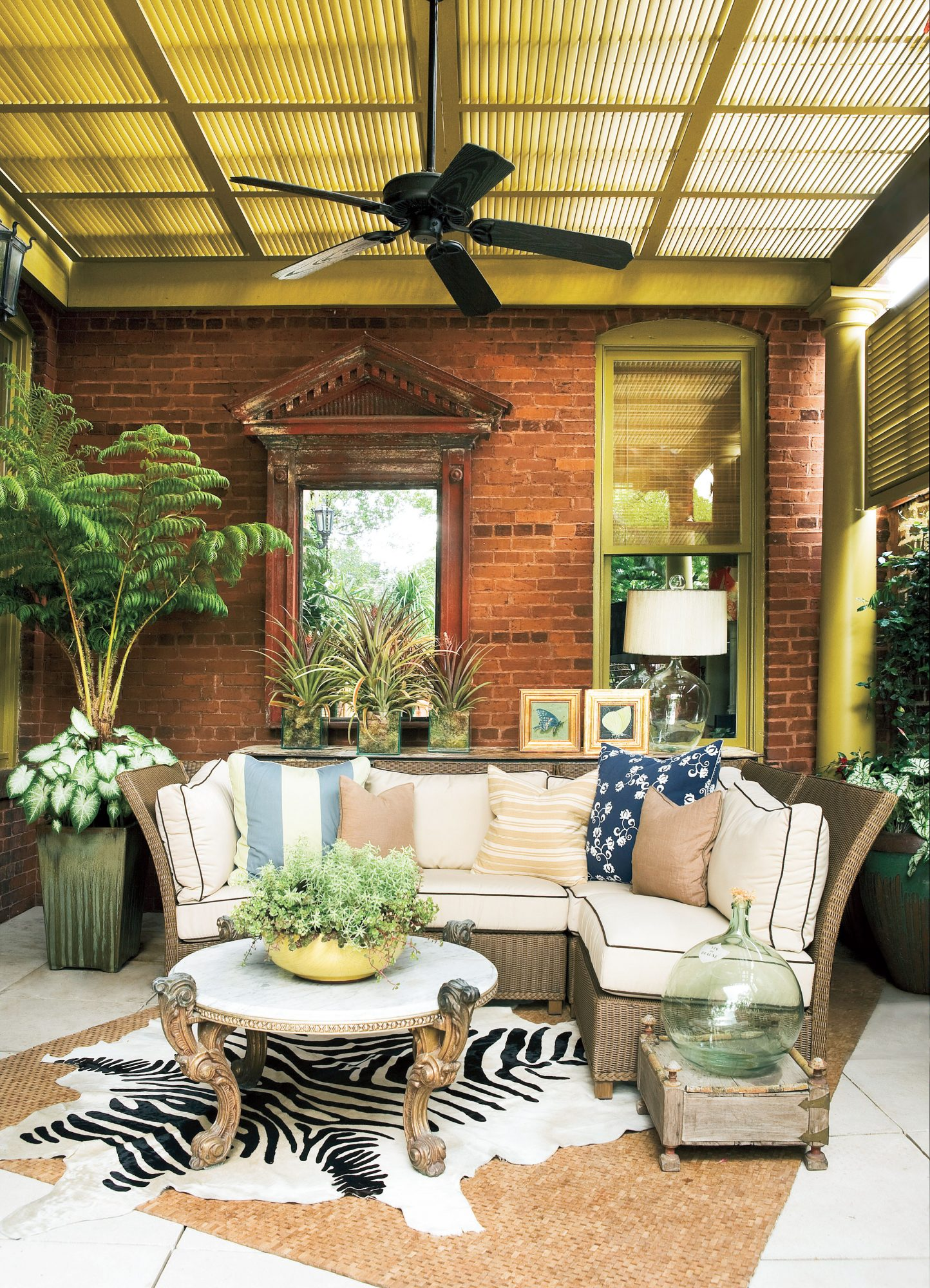 Porch Decorating Ideas Southern Living