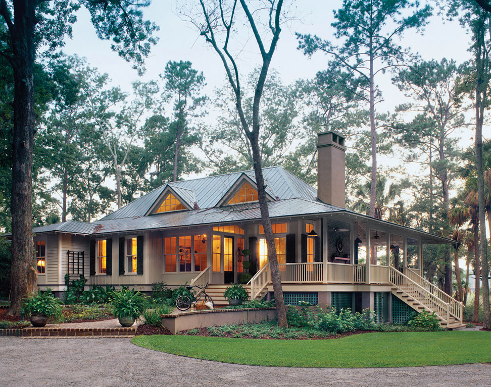 Dreamy House Plans Built For Retirement