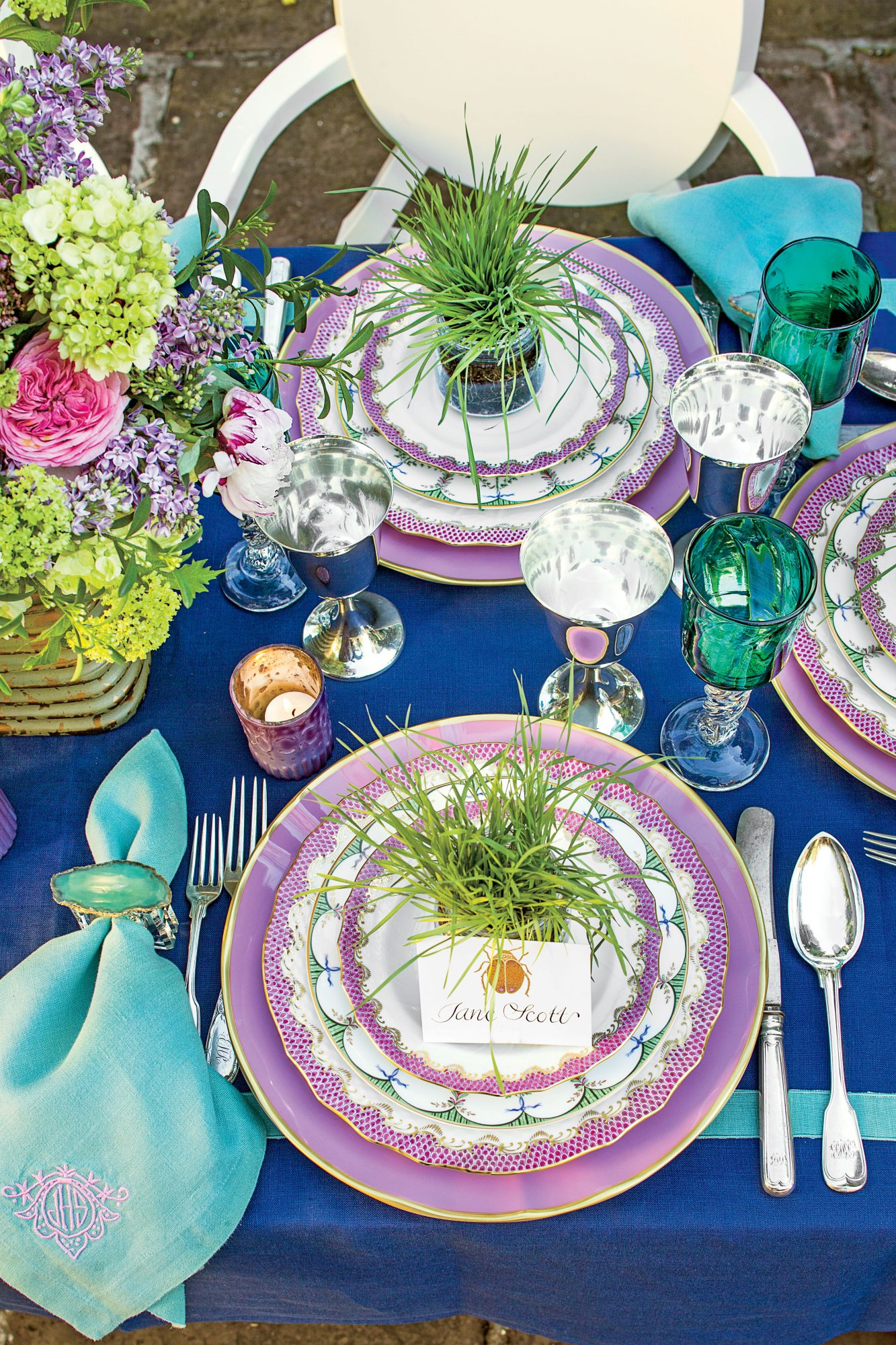 Easter Table Decorations And Centerpieces For Spring Southern Living