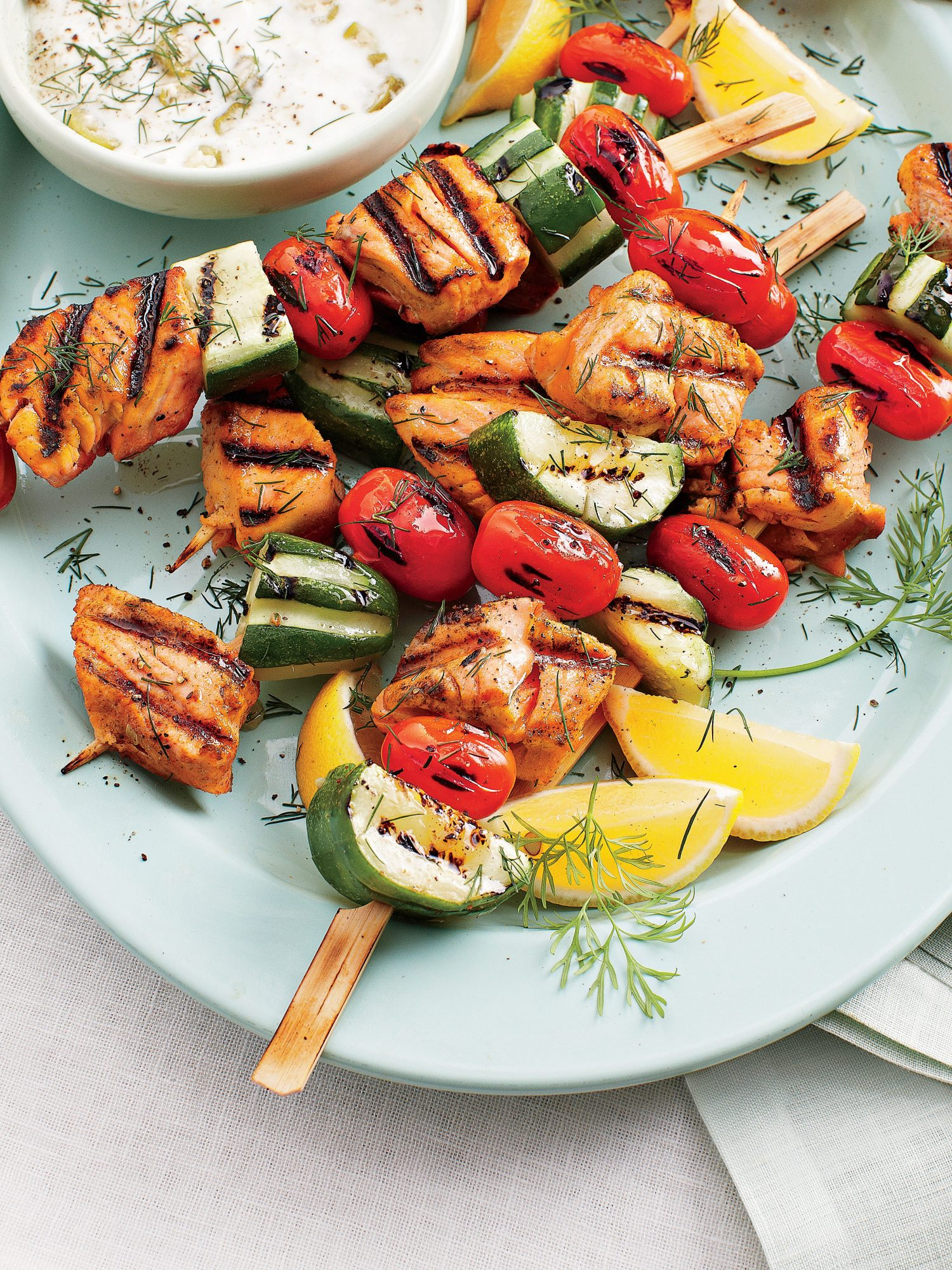 27 Easy Grilled Kabobs Recipes Southern Living