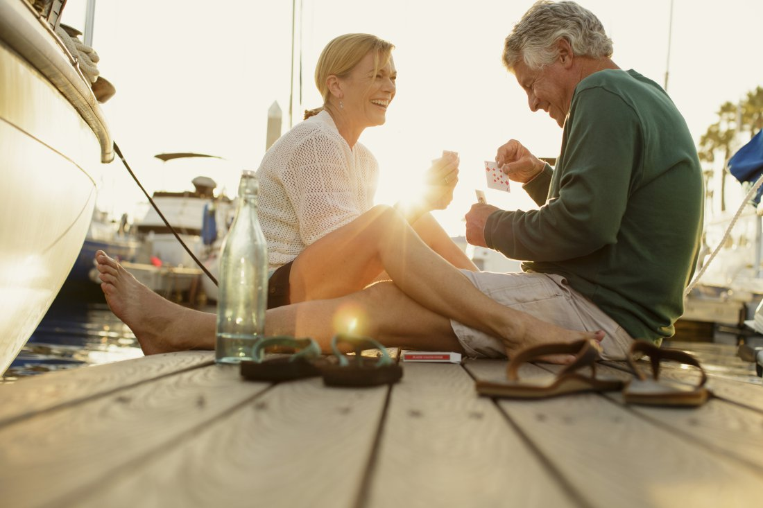 Happy People Make Their Spouses Healthier | Southern Living