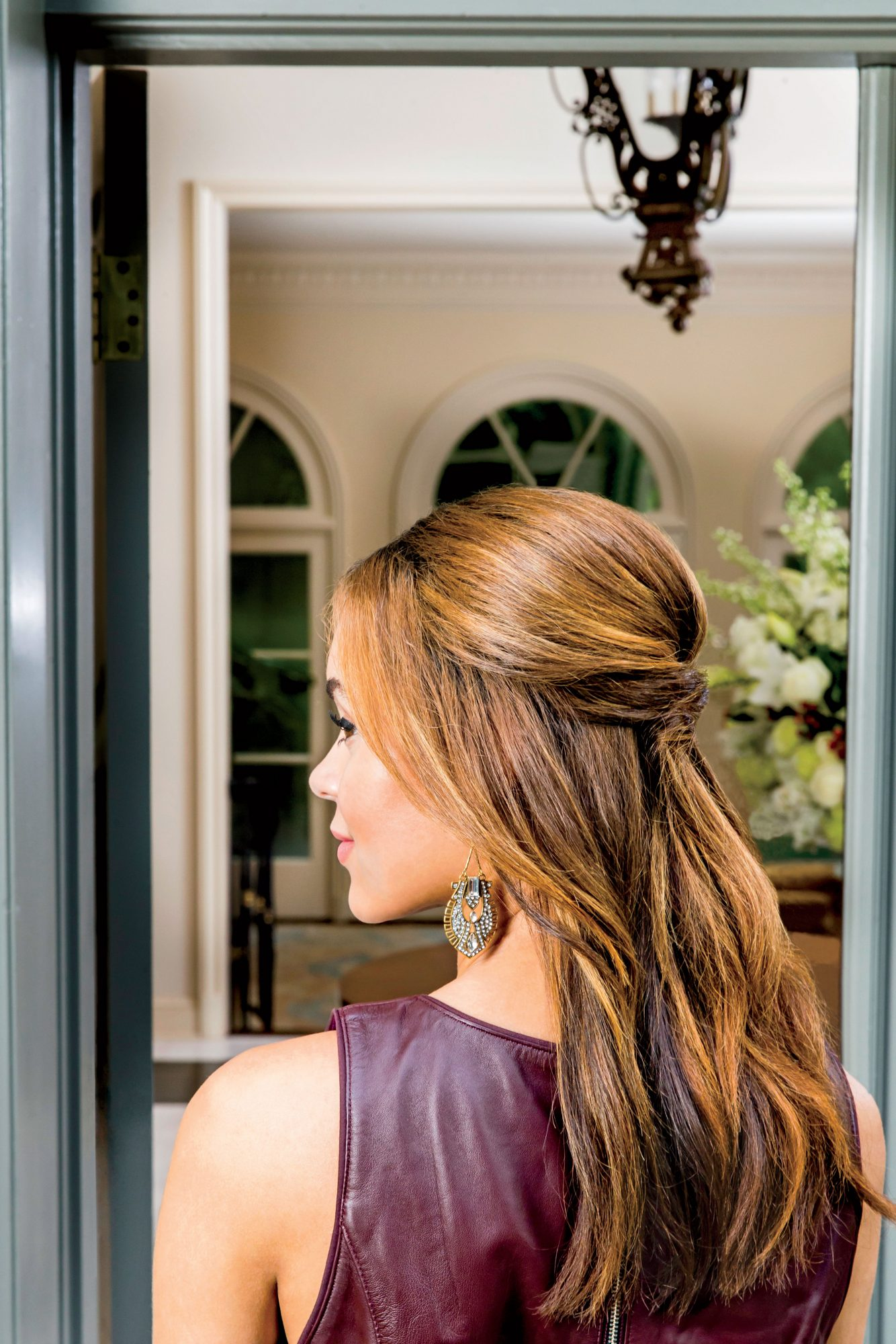 Easy Party Hairstyles Southern Living