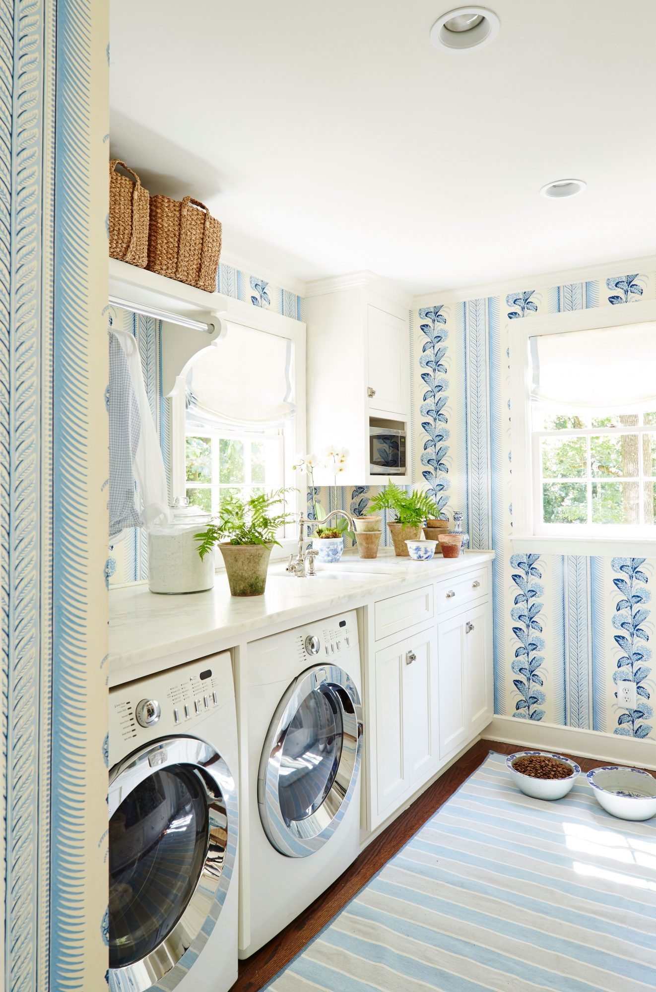 11 Laundry Room Ideas We Rsquo Re Obsessed With Southern Living