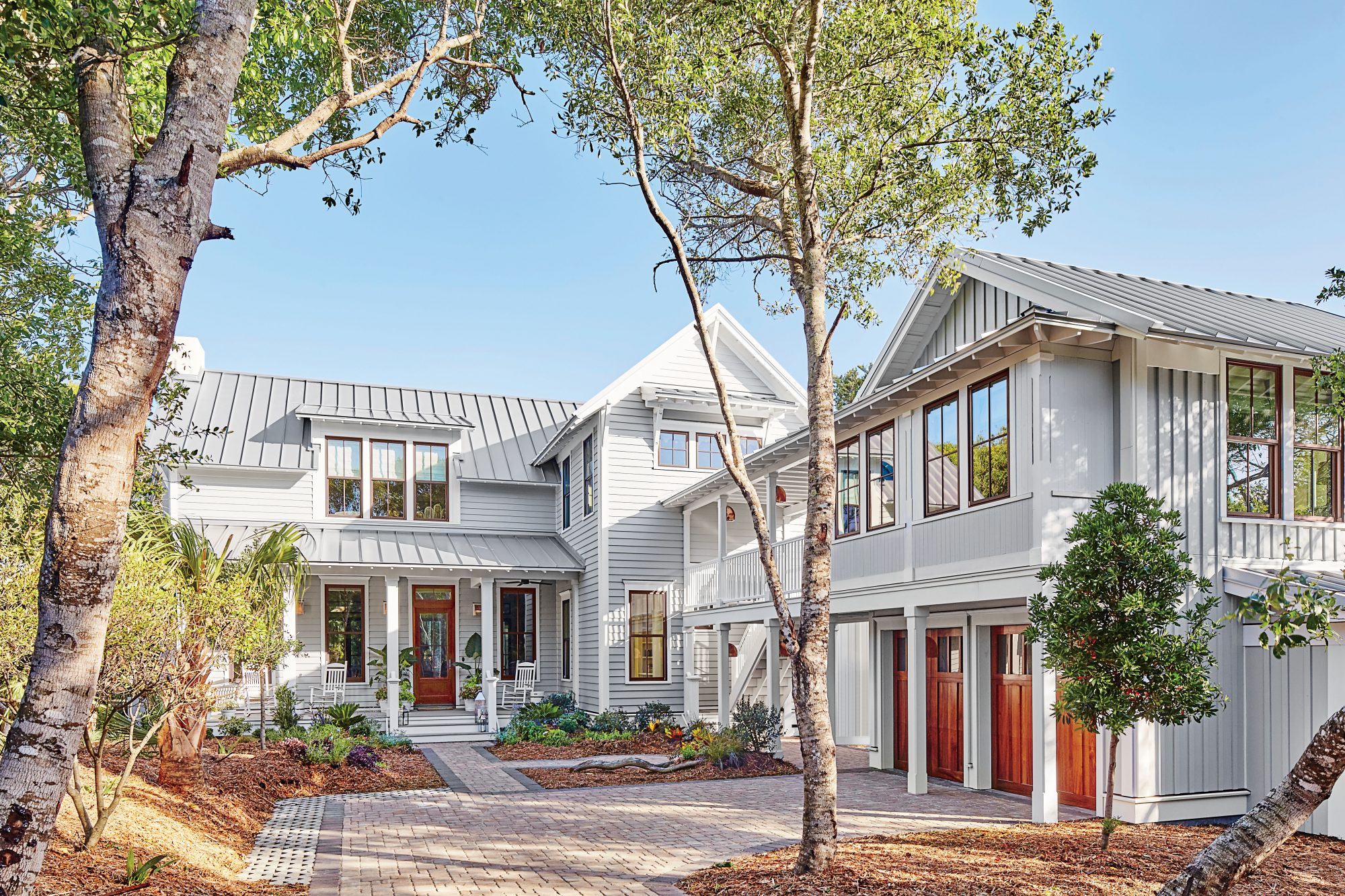 Our Dream Beach House Step Inside The 2017 Southern Living Idea House Southern Living
