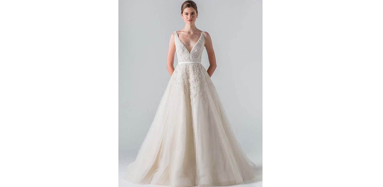 Meghan Markle Wedding Dress Style Will She Wear Anne Barge Bridal