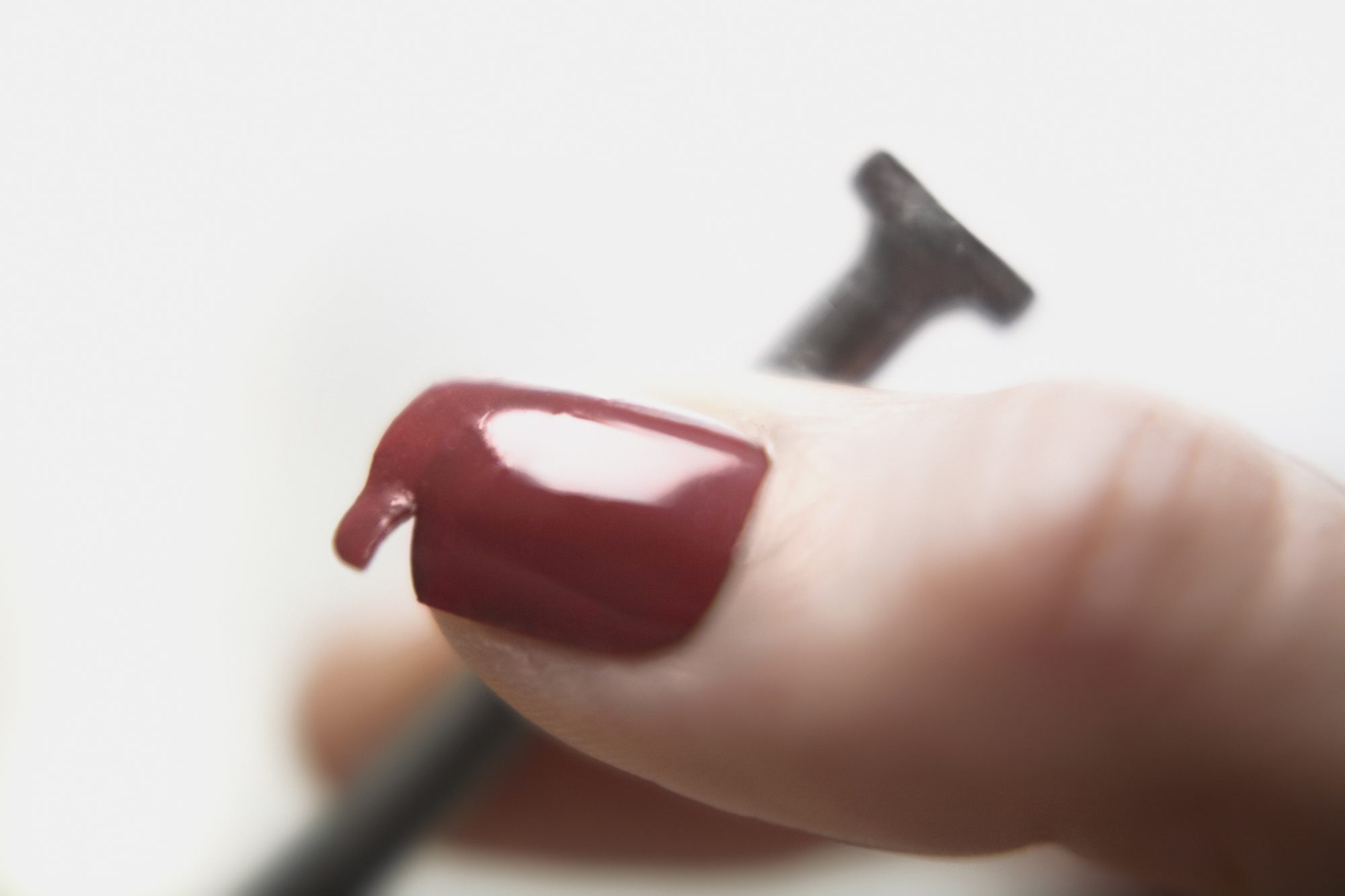How To Fix A Broken Nail With A Tea Bag Southern Living