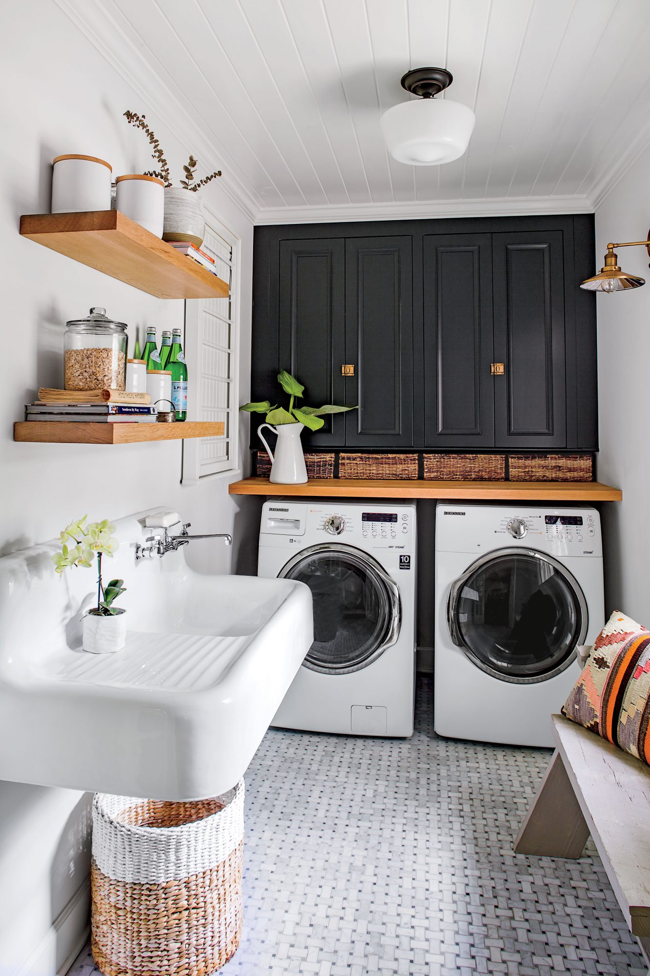 The Laundry Room Is One Of Our Favorite Rooms And Here S Why Southern Living