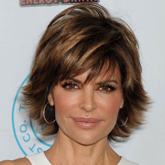 Short Layered Bob Haircuts For Older Women 97