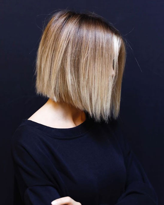 Layered Bob Hairstyles For Fine Thin Hair 65