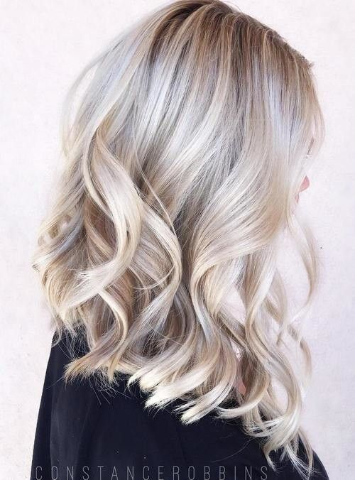 The Biggest Hair Color Trends For 2018